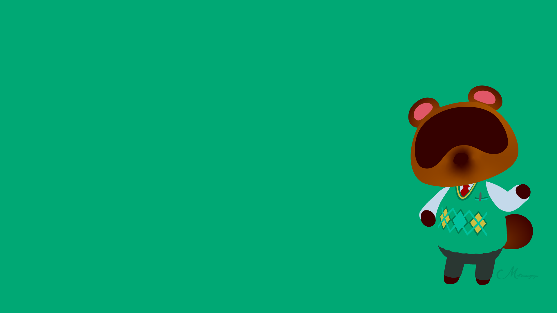 Tom Nook Wallpapers Top Free Tom Nook Backgrounds Wallpaperaccess