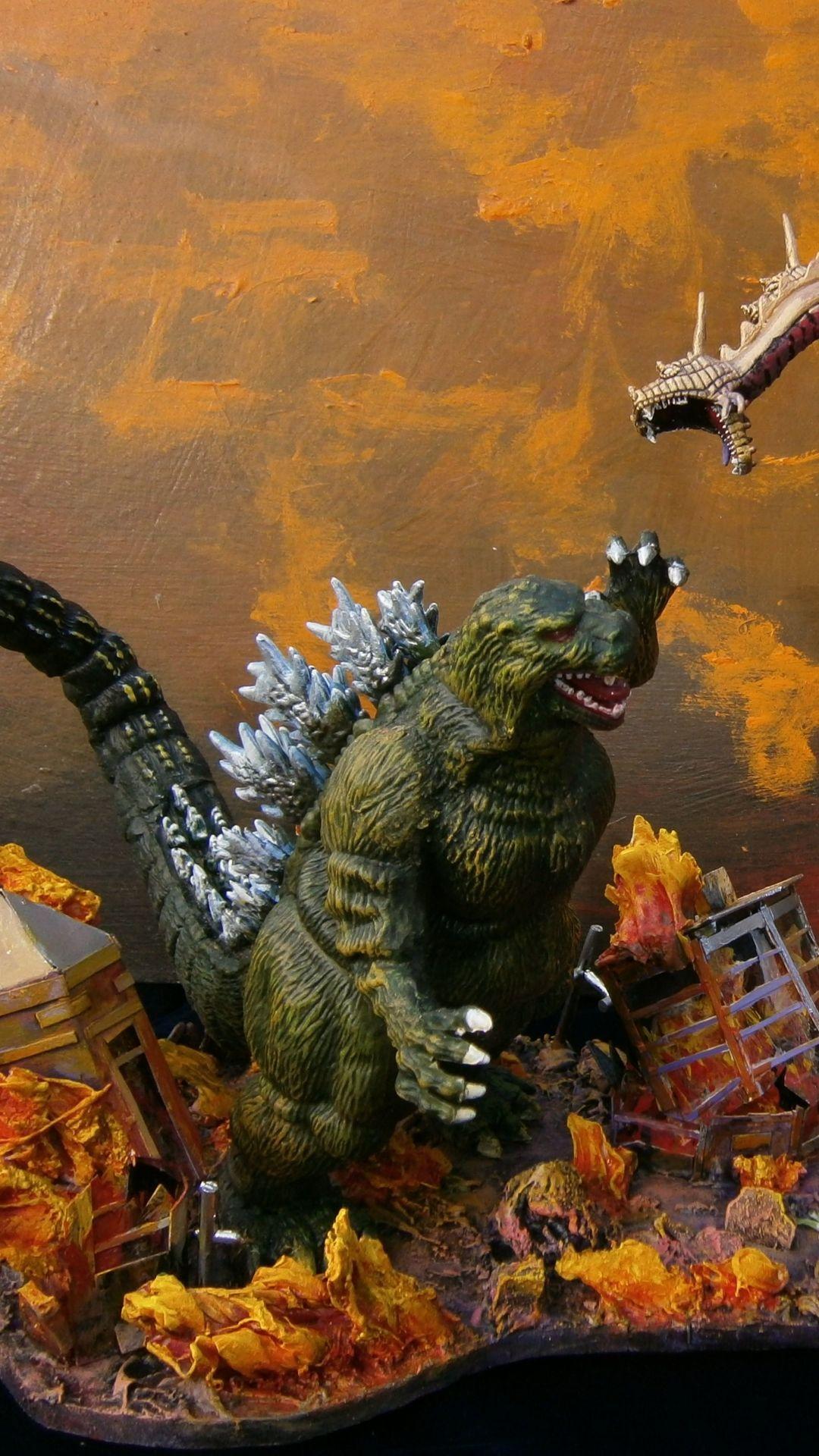 Godzilla Vs. King Ghidorah Wallpapers - Top Free Godzilla ...
