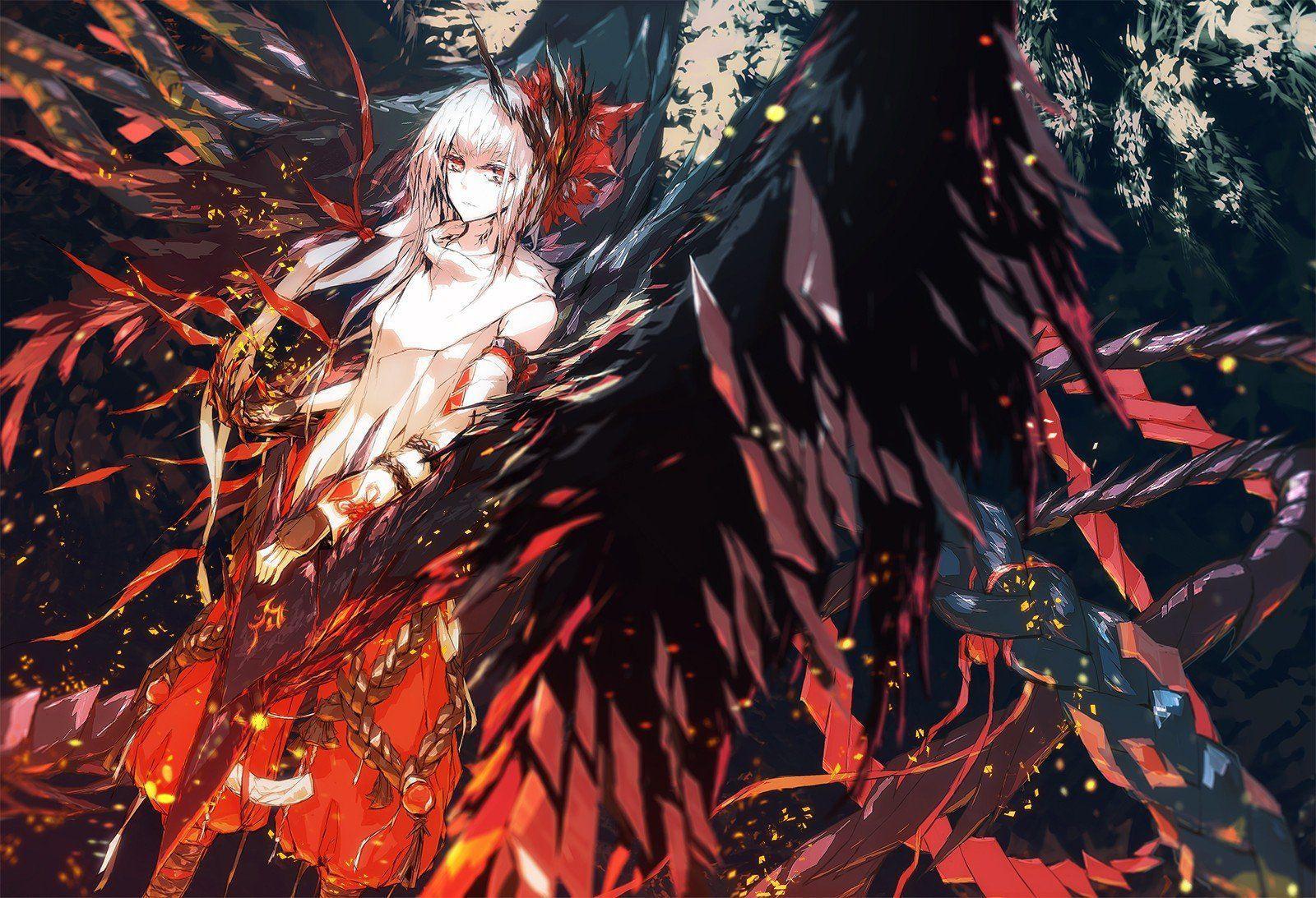 40 Best Free Anime Phoenix Wallpapers Wallpaperaccess