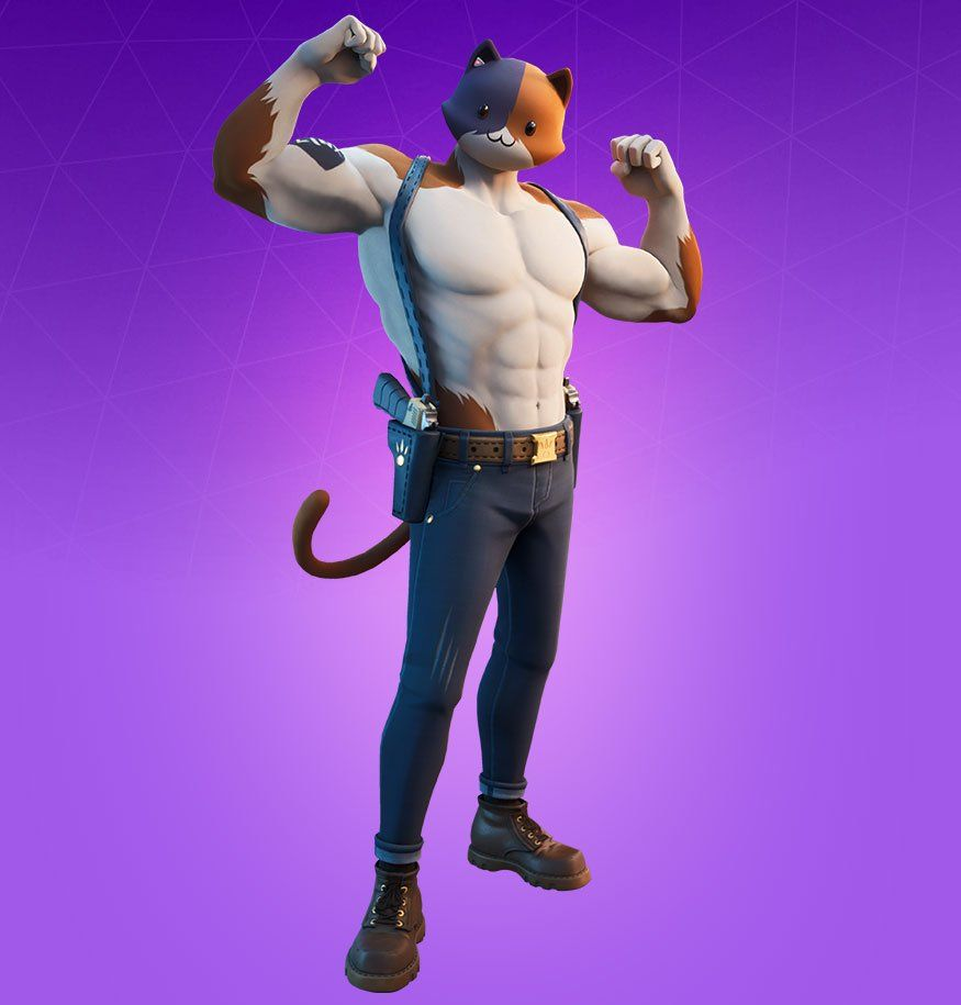 Meowscles Fortnite Wallpapers Top Free Meowscles Fortnite Backgrounds Wallpaperaccess