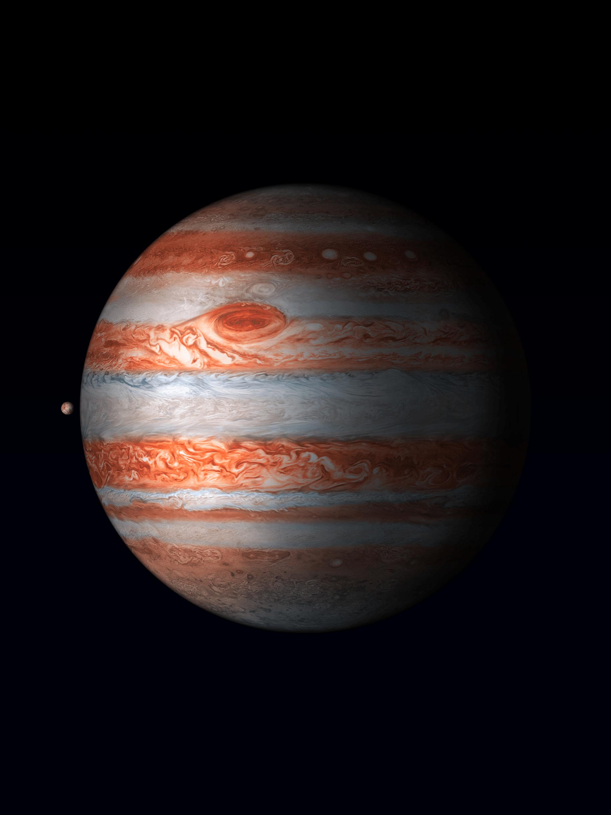 Jupiter 4K Wallpapers Top Free Jupiter 4K Backgrounds