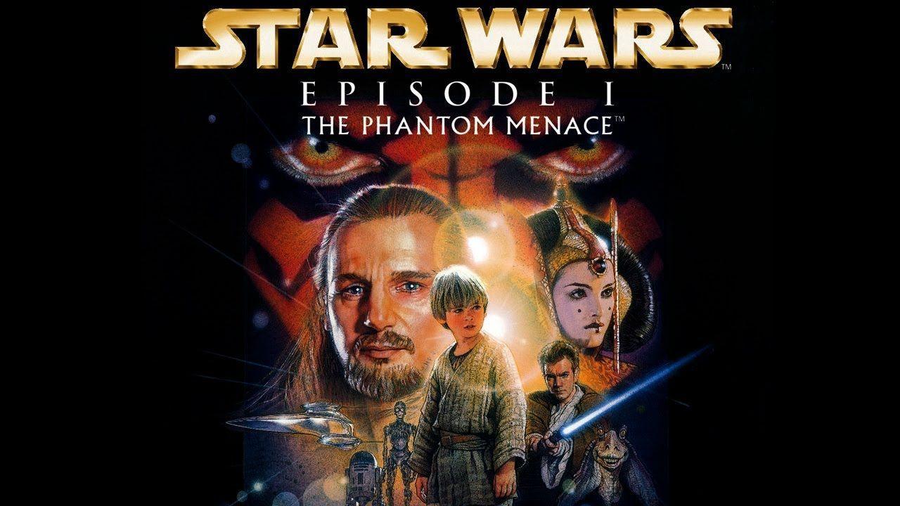 Star Wars Episode I The Phantom Menace Wallpapers Top Free Star Wars Episode I The Phantom Menace Backgrounds Wallpaperaccess
