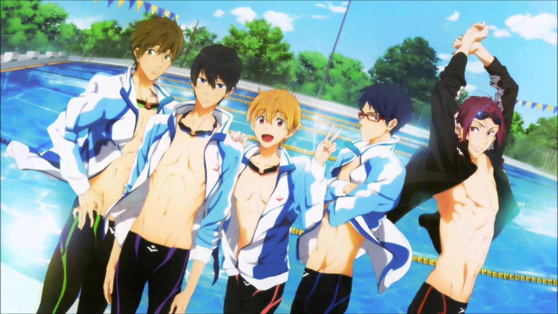 Free Iwatobi Swim Club Wallpapers Top Free Free Iwatobi Swim