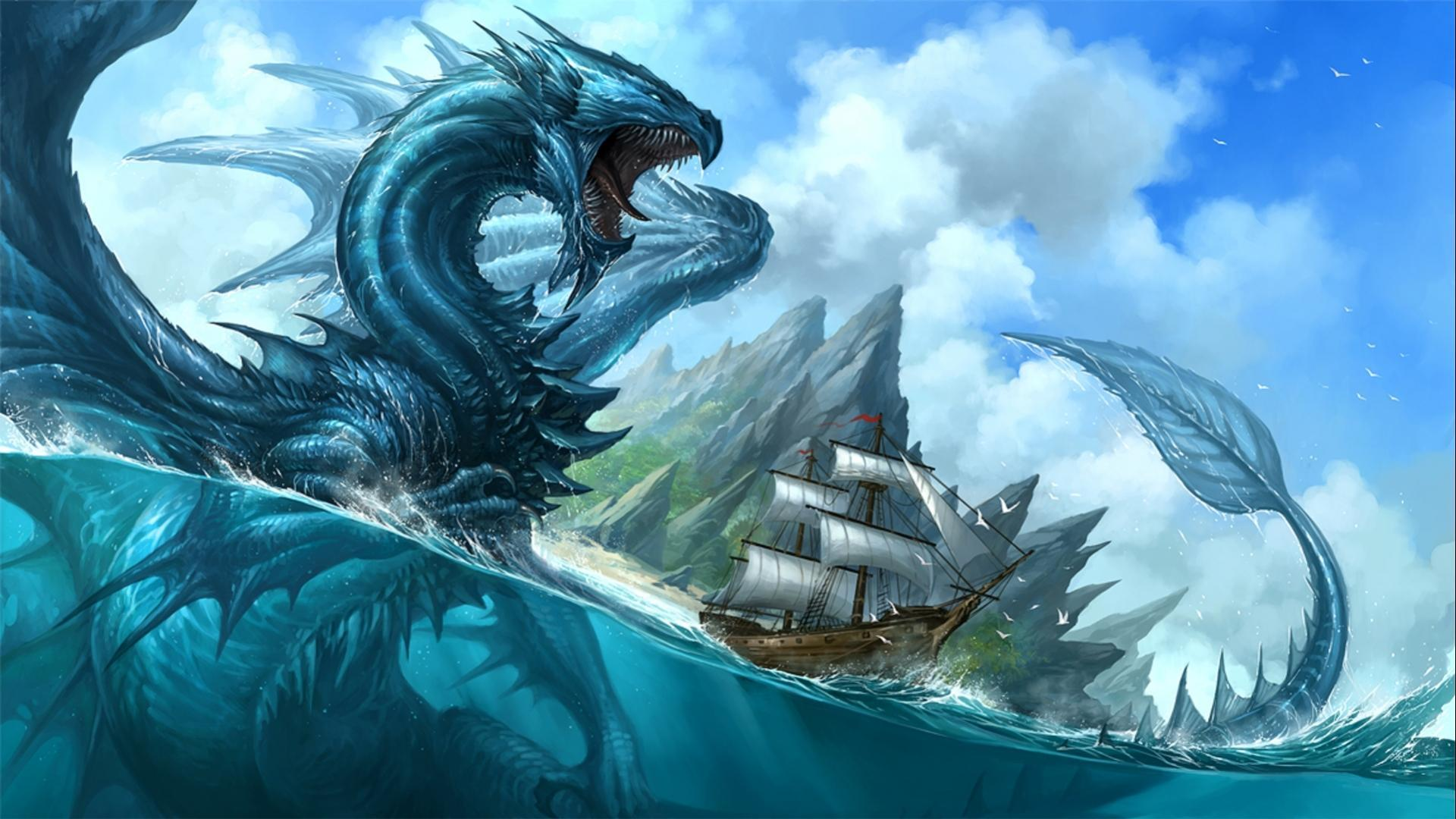 51 Best Free Sea Dragon Wallpapers