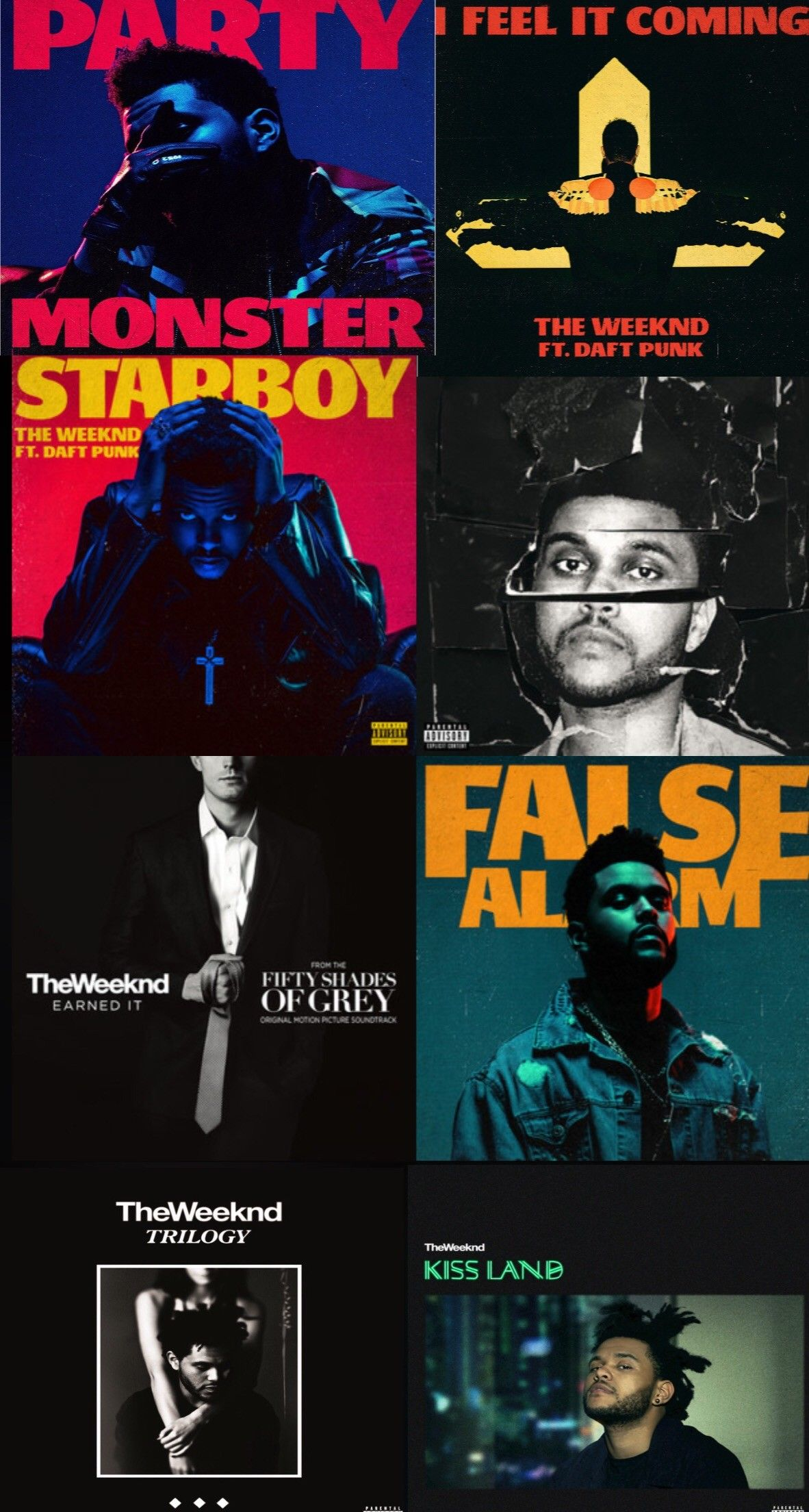 1280x1280 The Weeknd Wallpaper Group With 40 Items