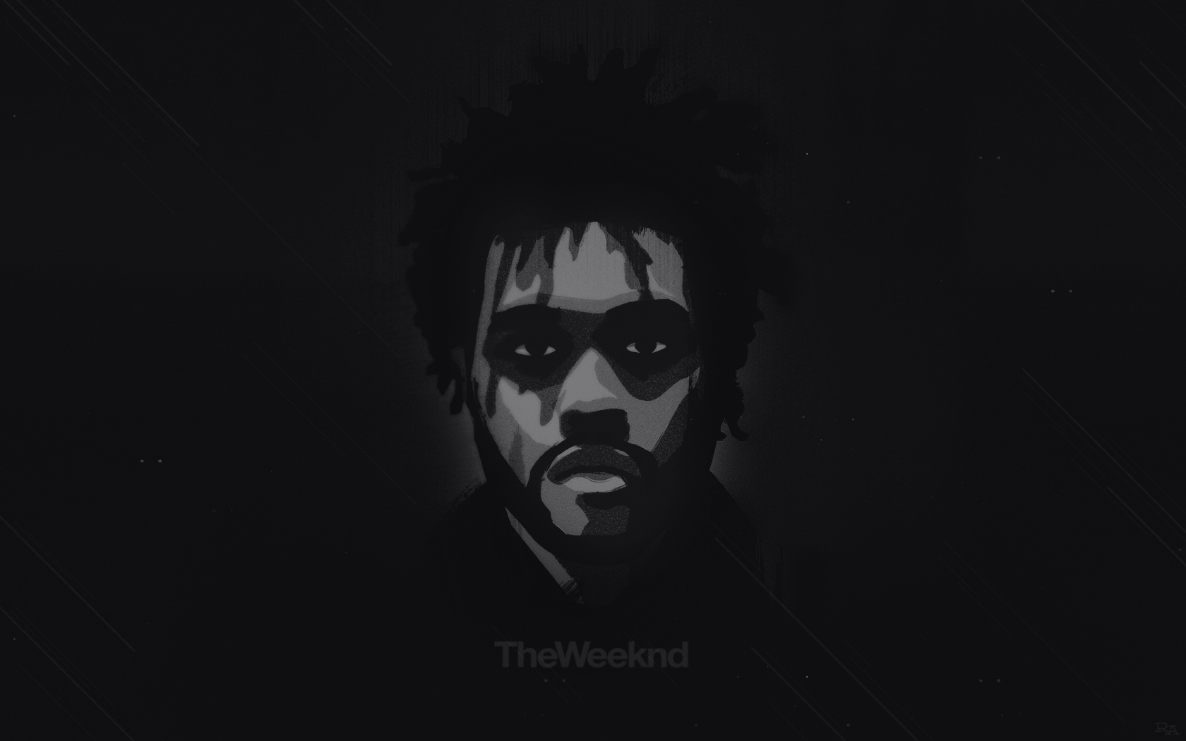 The Weeknd Laptop Wallpapers Top Free The Weeknd Laptop Backgrounds Wallpaperaccess