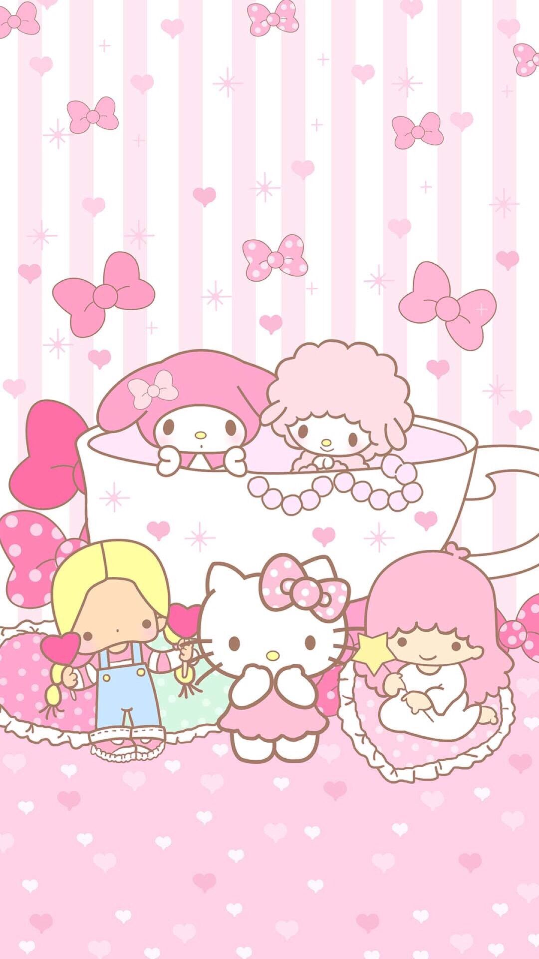 My Melody Sanrio Wallpapers - Top Free My Melody Sanrio ...