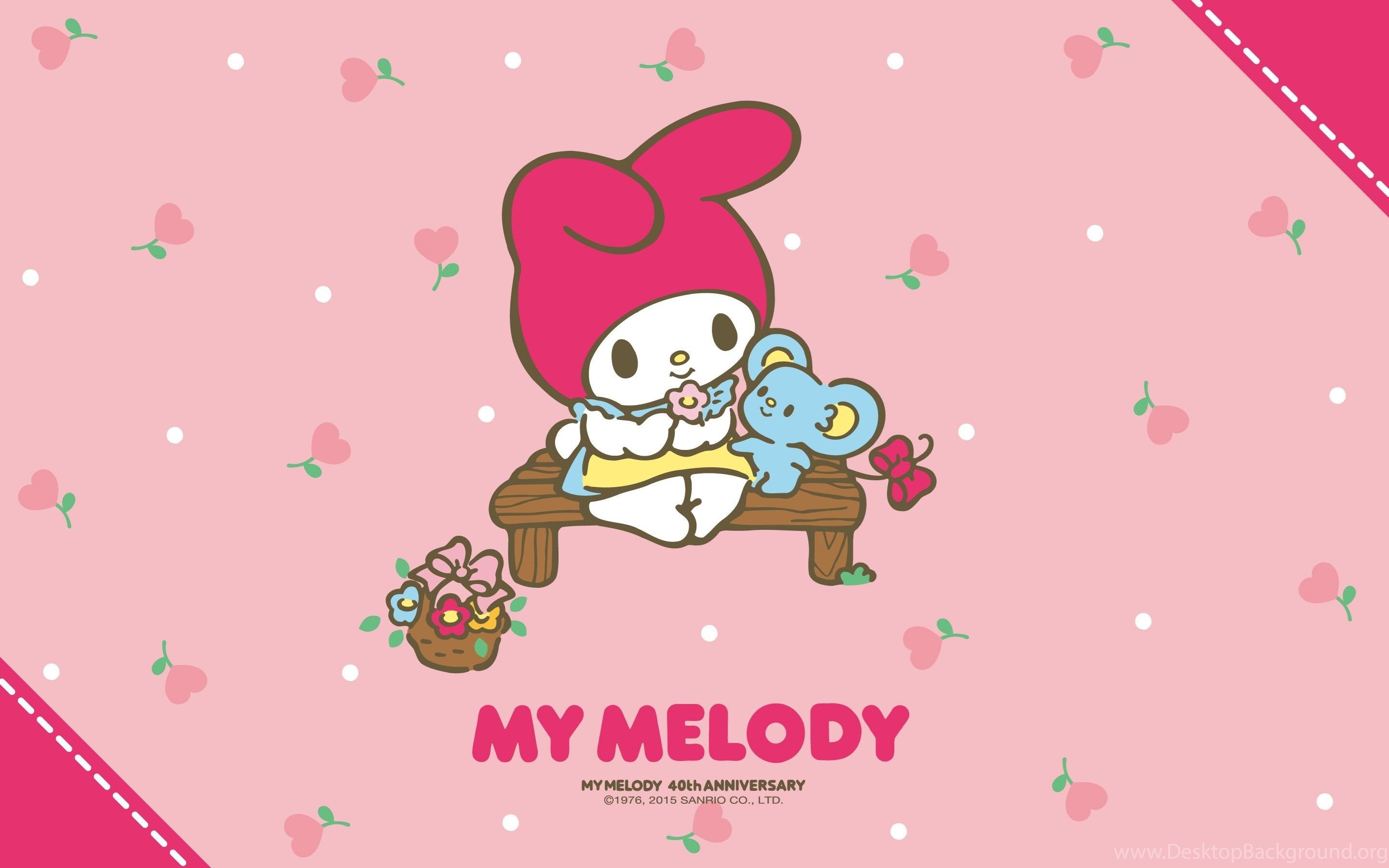 My Melody Sanrio Wallpapers Top Free My Melody Sanrio Backgrounds