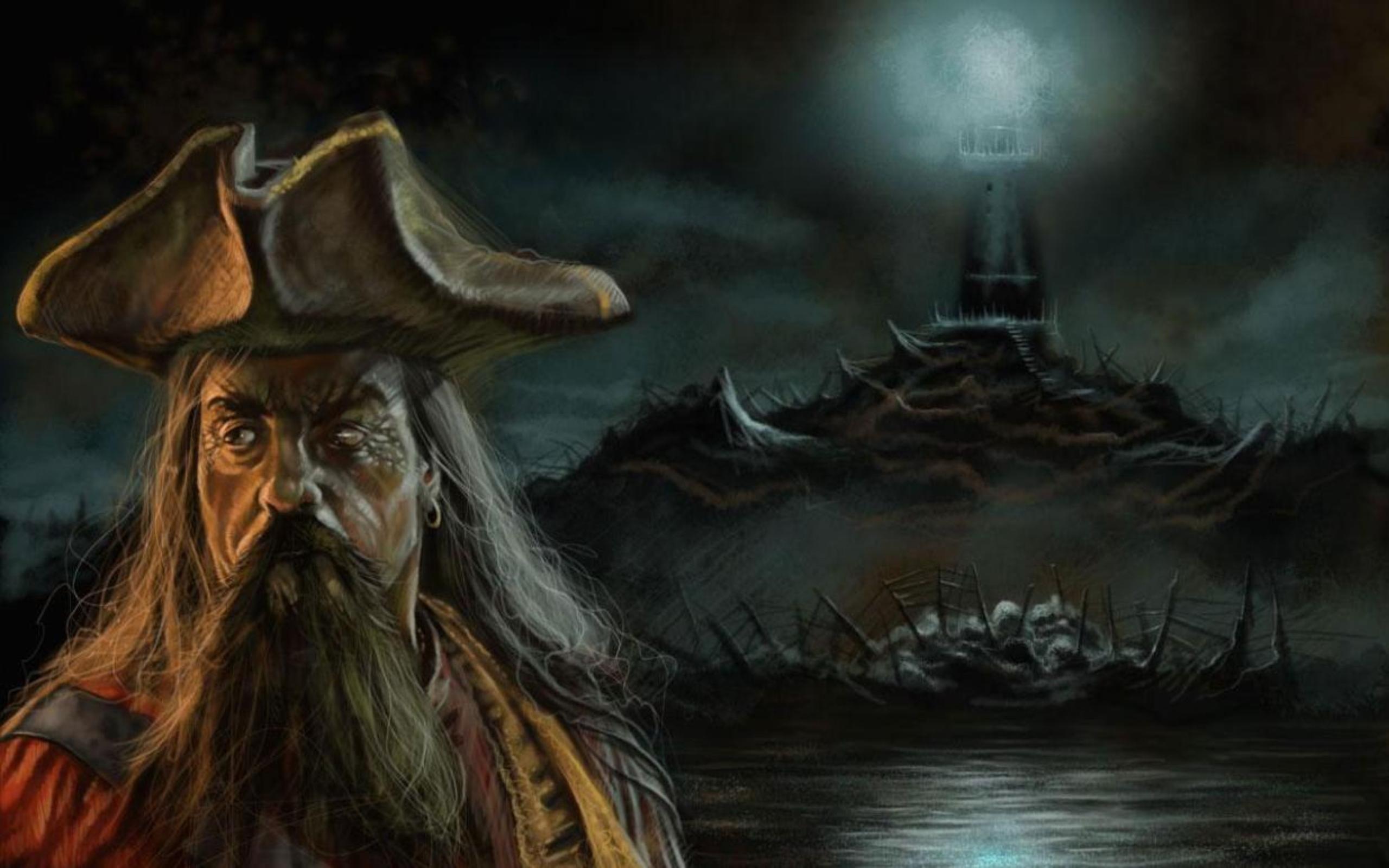 Blackbeard Wallpapers Top Free Blackbeard Backgrounds
