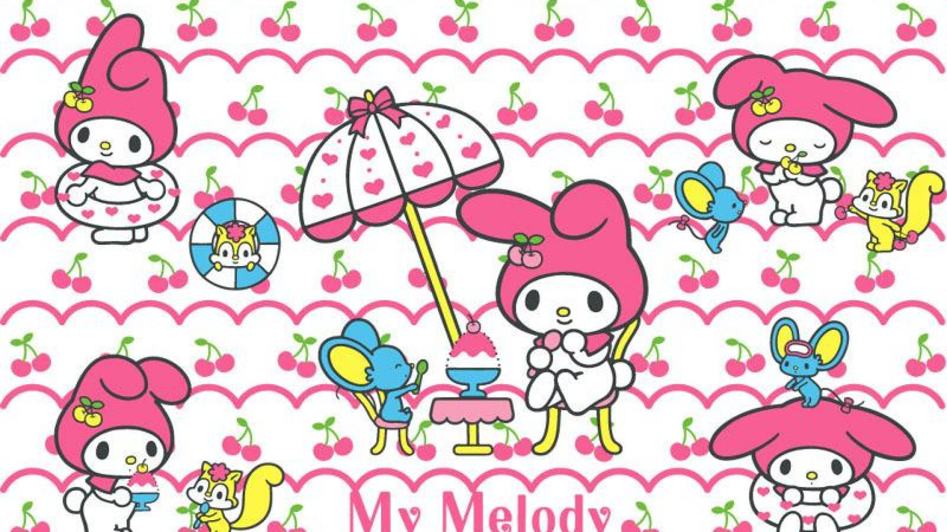 My Melody Sanrio Wallpapers - Top Free My Melody Sanrio