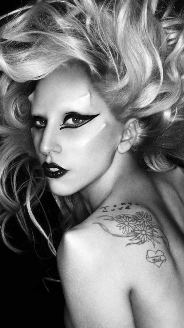 Lady Gaga Iphone Wallpapers Top Free Lady Gaga Iphone Backgrounds Wallpaperaccess