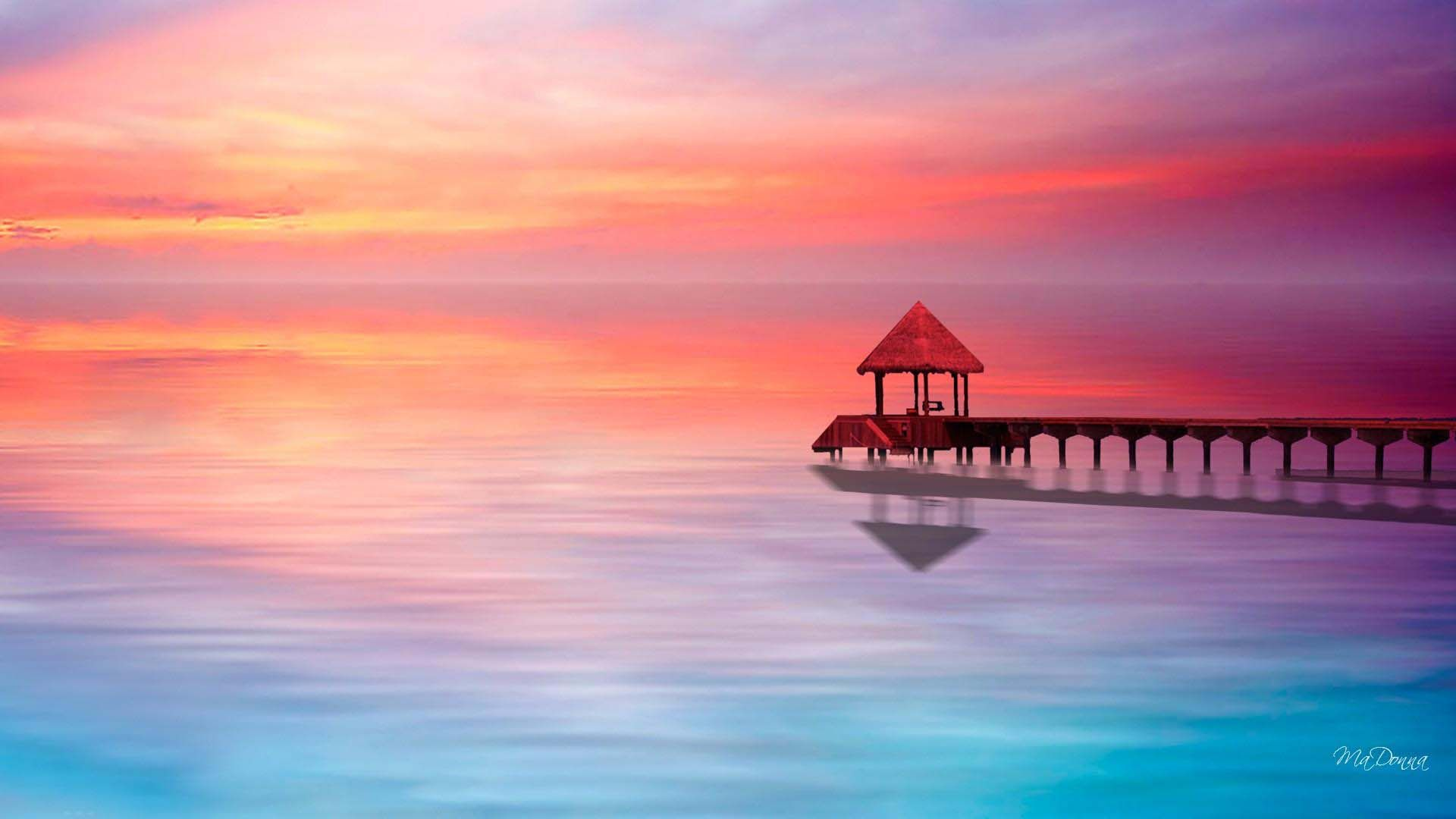 Pastel Sunset Desktop Wallpapers Top Free Pastel Sunset Desktop Backgrounds Wallpaperaccess