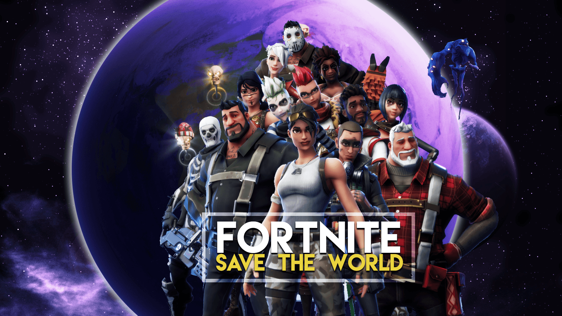 Fortnite Logo Wallpapers Top Free Fortnite Logo Backgrounds Wallpaperaccess