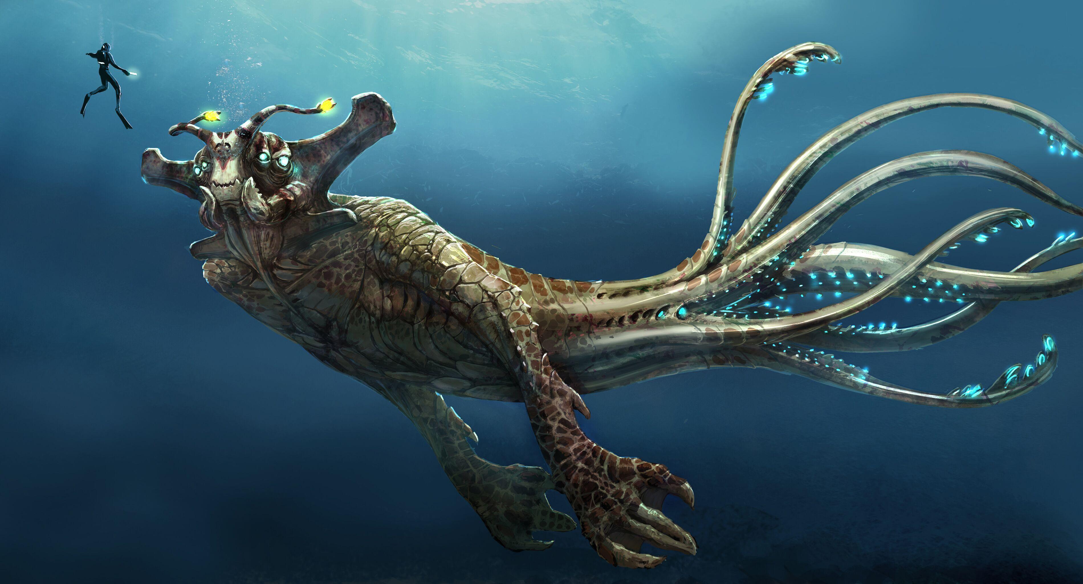 Sea Emperor Leviathan Wallpapers - Top