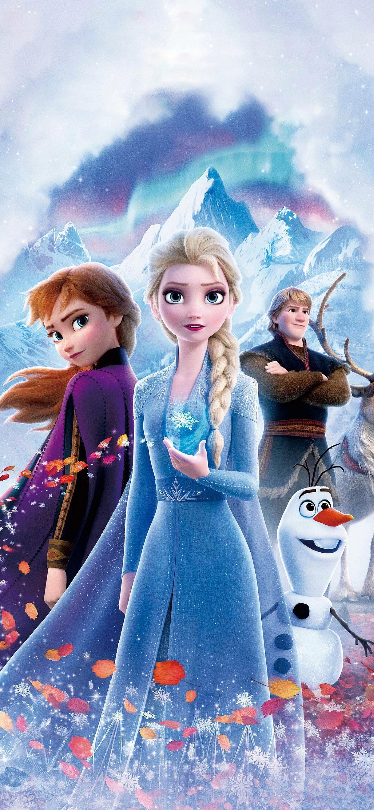 Frozen 2 Iphone Wallpapers Top Free Frozen 2 Iphone Backgrounds Wallpaperaccess