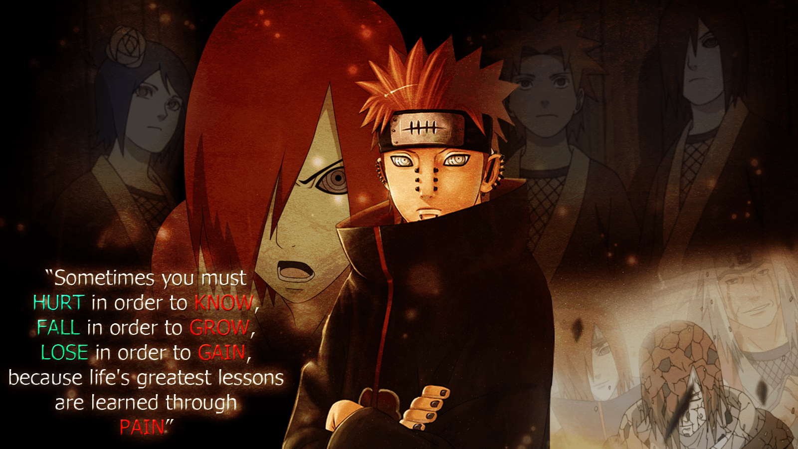 43 best free naruto quotes wallpapers wallpaperaccess
