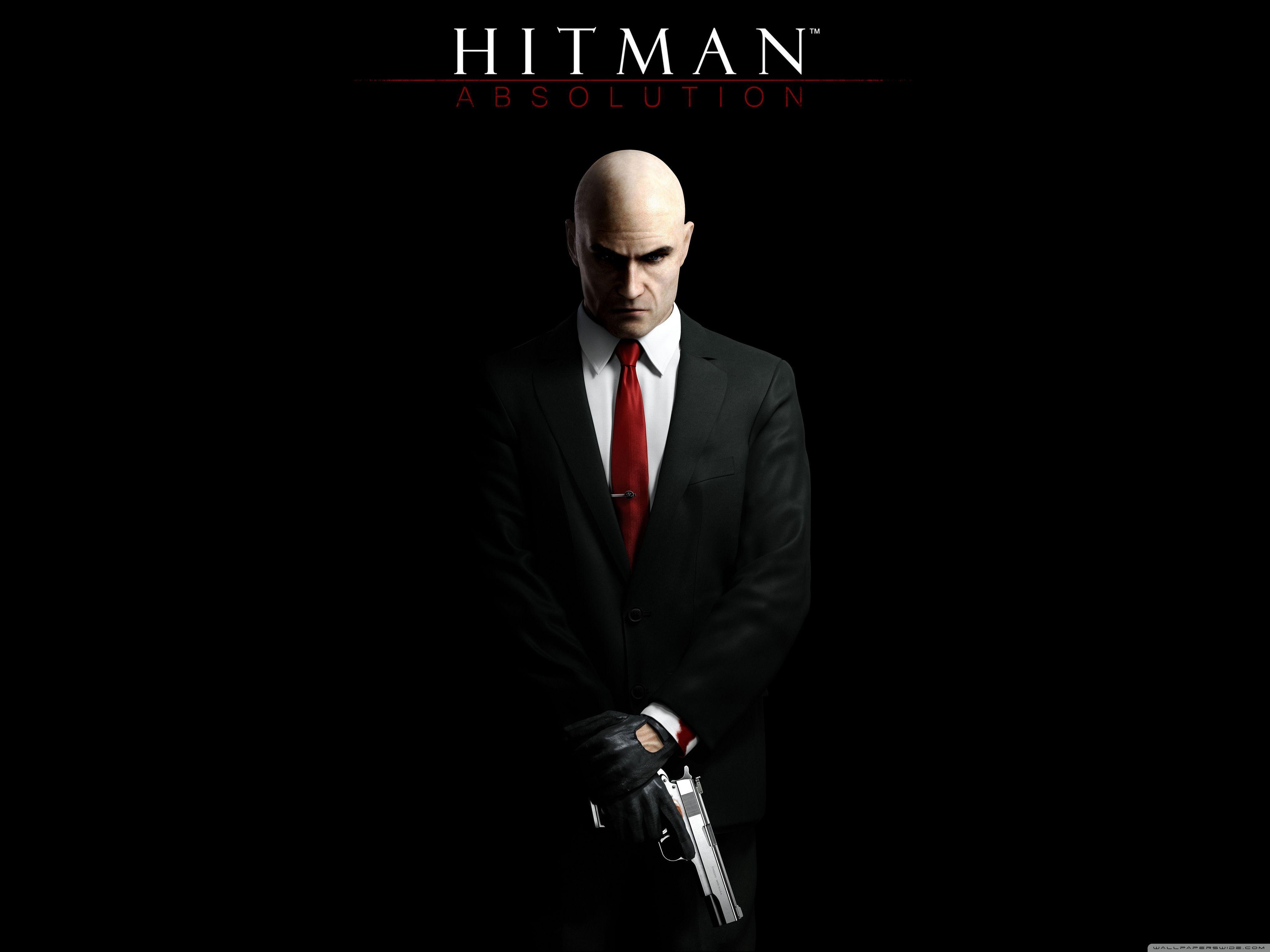 agent 47 hitman 2 wallpaper