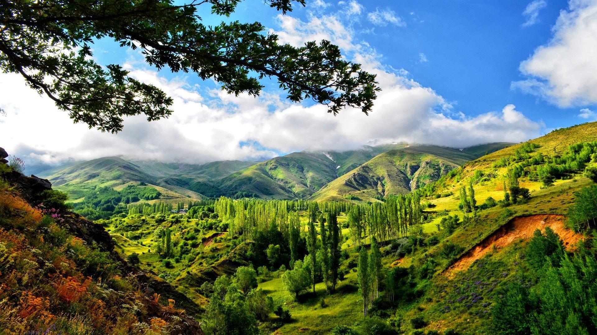 4k nature landscape mountain wallpapers mountains wallpaperaccess backgrounds videolan addons opendesktop score