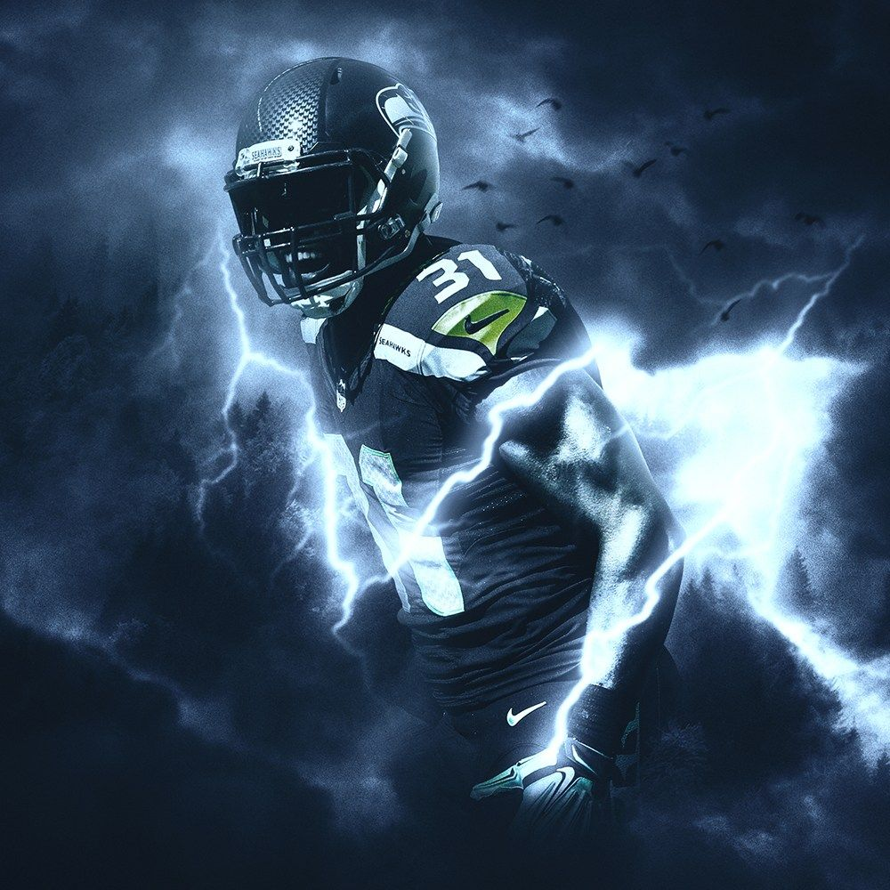 Kam Chancellor Wallpapers Top Free Kam Chancellor Backgrounds Wallpaperaccess