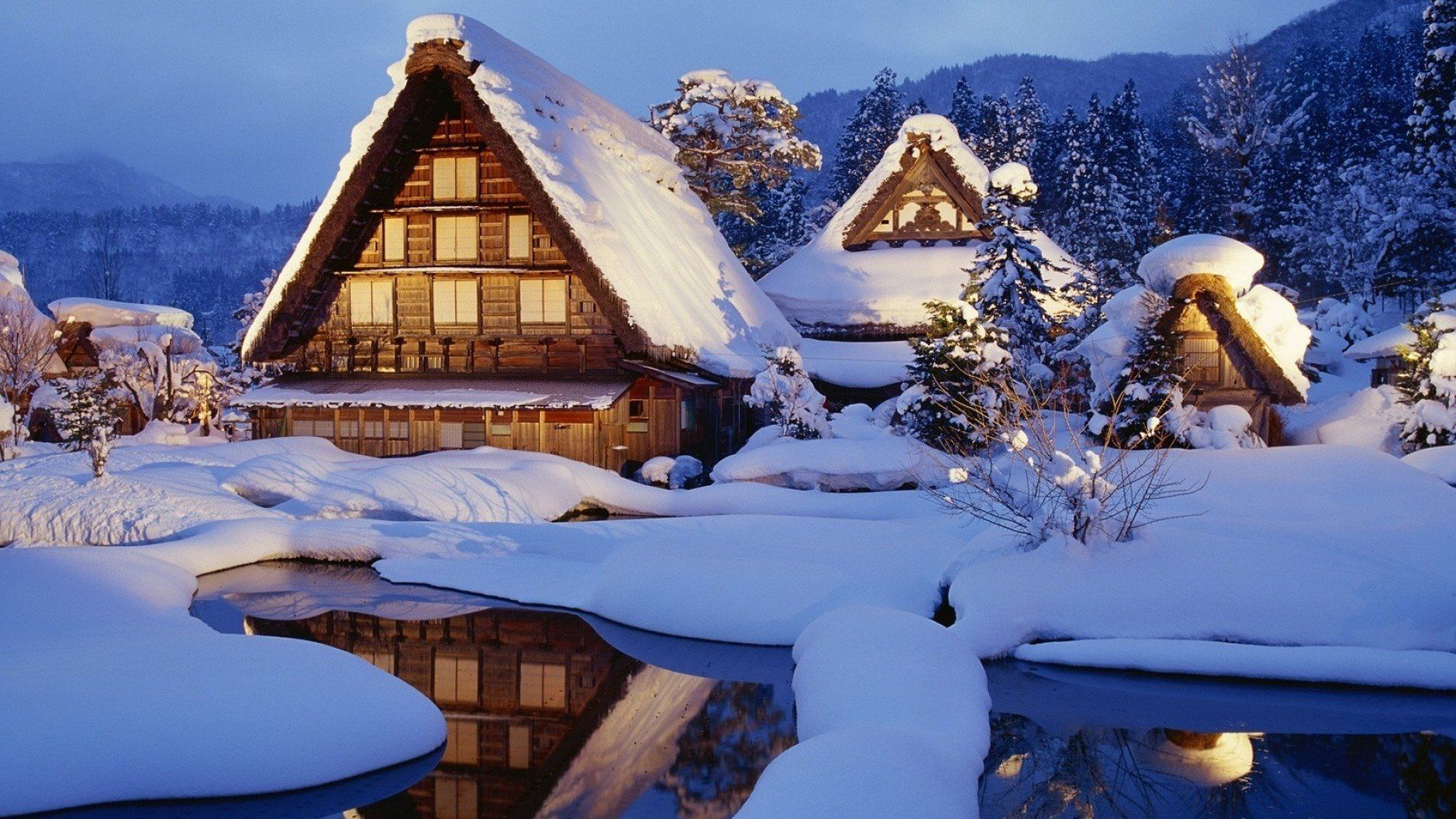 japanese winter wallpapers top free japanese winter. Black Bedroom Furniture Sets. Home Design Ideas