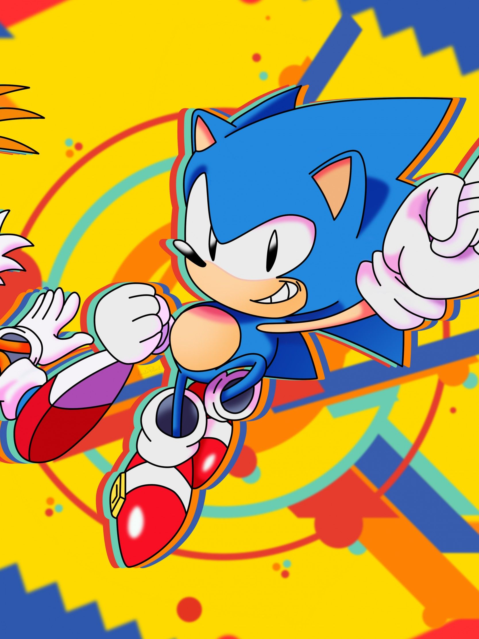 Sonic Mania Wallpapers - Top Free Sonic Mania Backgrounds ...