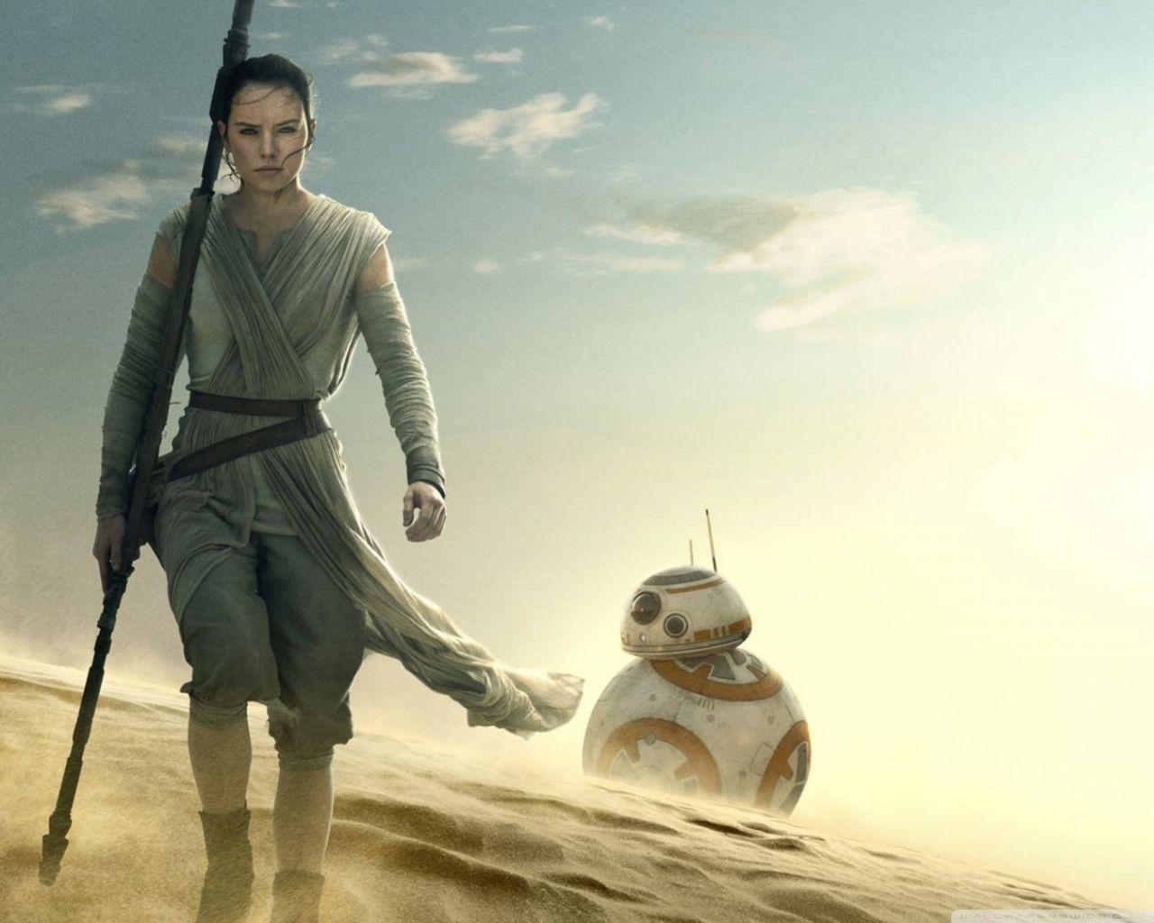 Star Wars Rey Wallpapers Top Free Star Wars Rey Backgrounds Wallpaperaccess