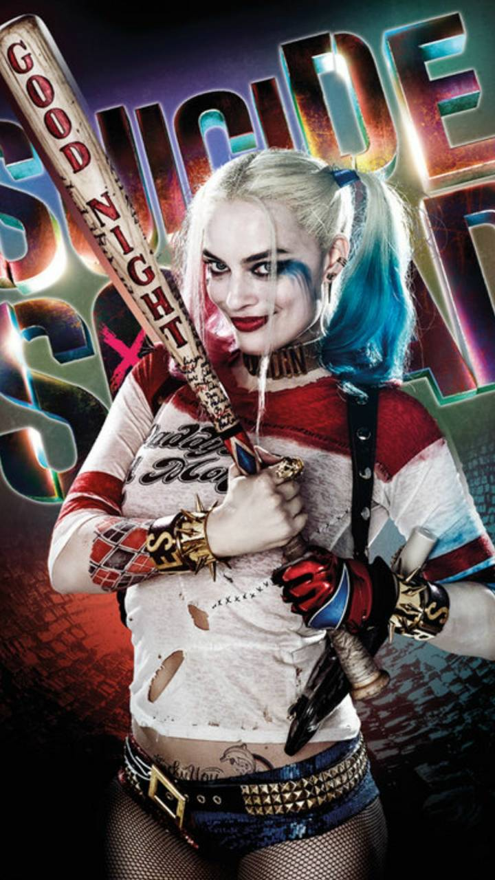 Harley Quinn Phone Wallpapers Top Free Harley Quinn Phone Backgrounds Wallpaperaccess