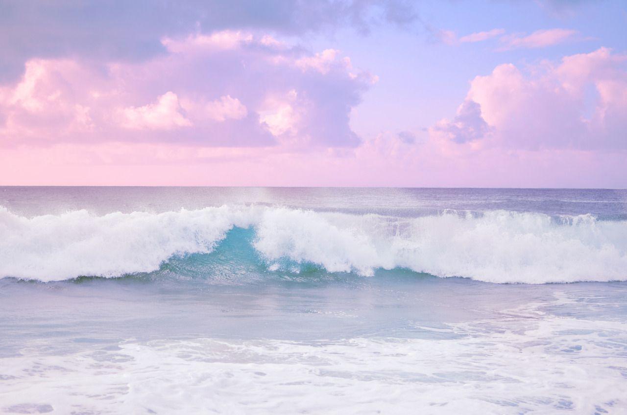 Pastel Beach Desktop Wallpapers Top Free Pastel Beach Desktop Backgrounds Wallpaperaccess