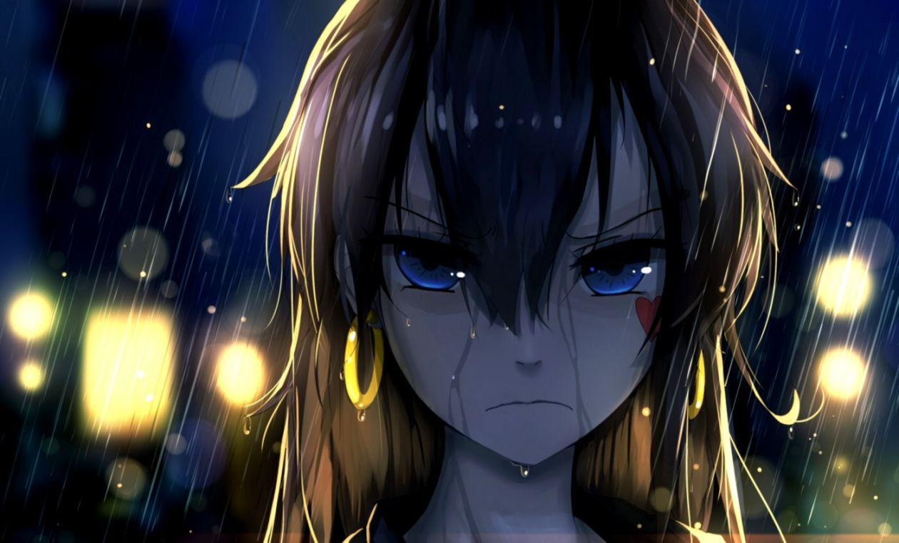 Angry Anime Wallpapers Top Free Angry Anime Backgrounds Wallpaperaccess