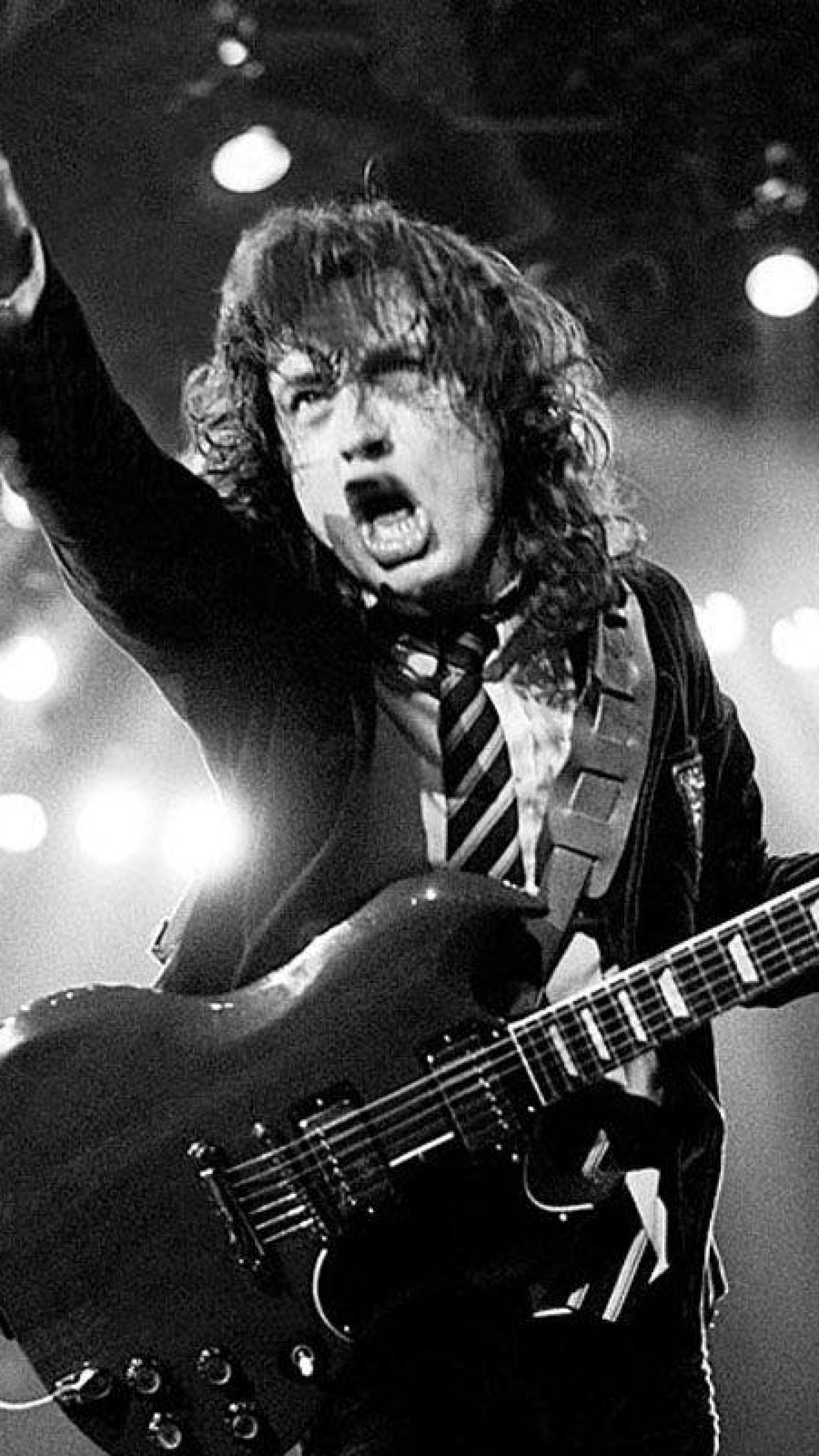 Angus Young Wallpapers Top Free Angus Young Backgrounds