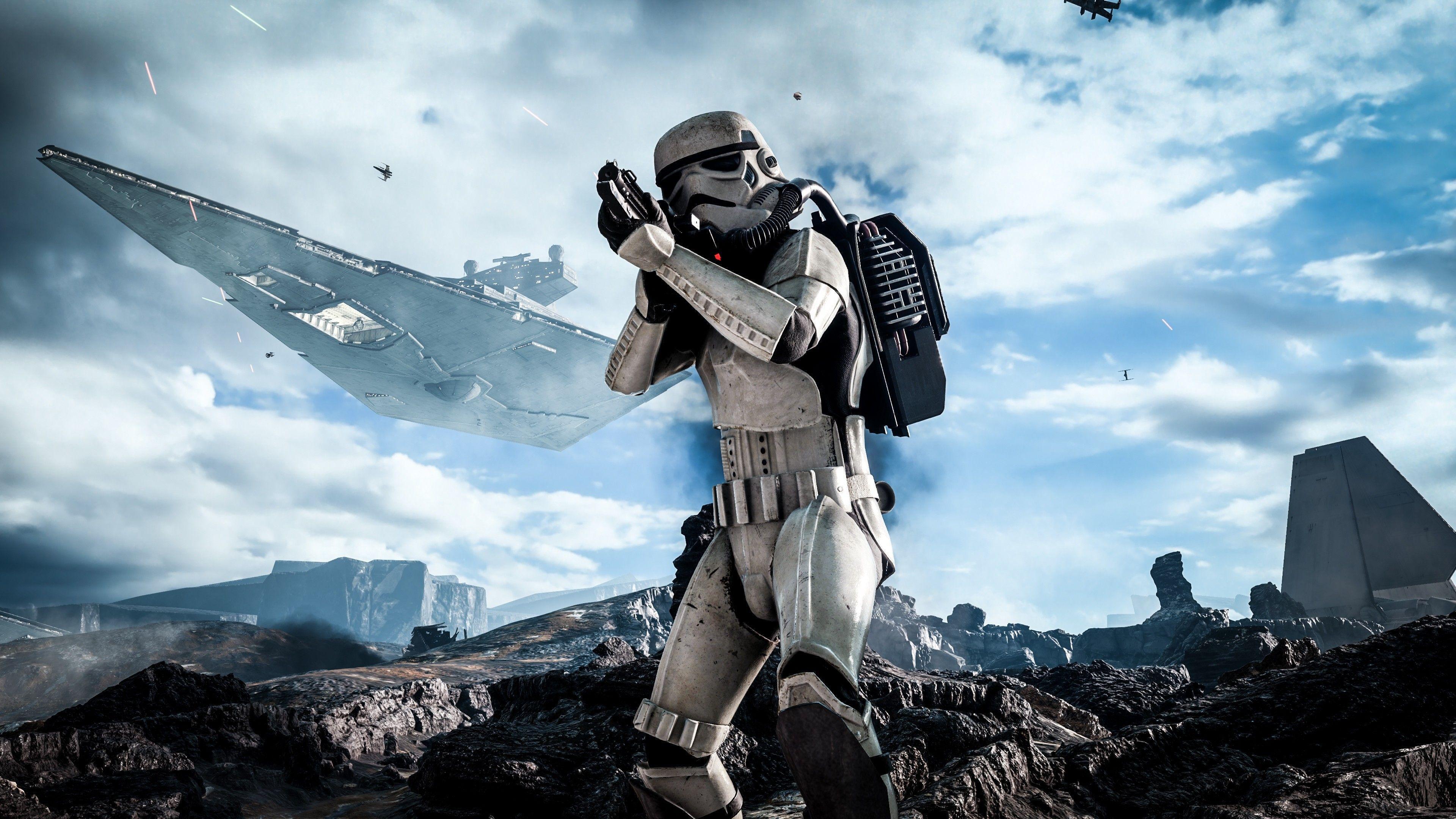 Star Wars 4K HD Wallpapers - Top Free Star Wars 4K HD ...
