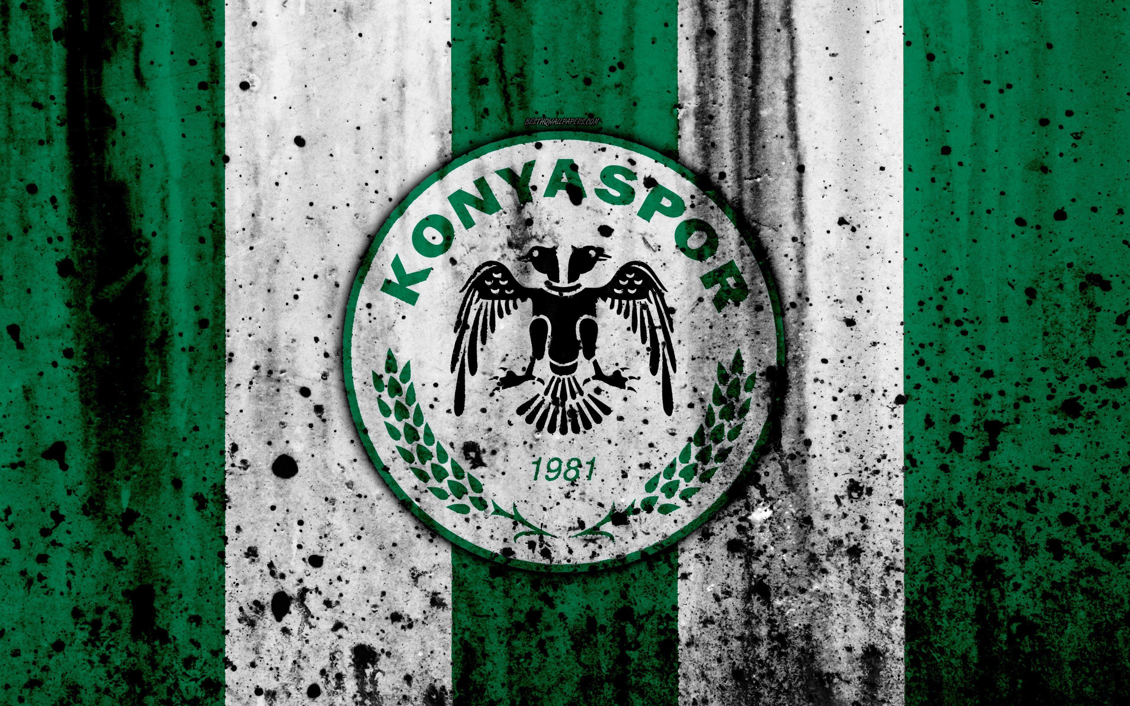 Konyaspor Logo Download Wallpapers Konyaspor Turkish