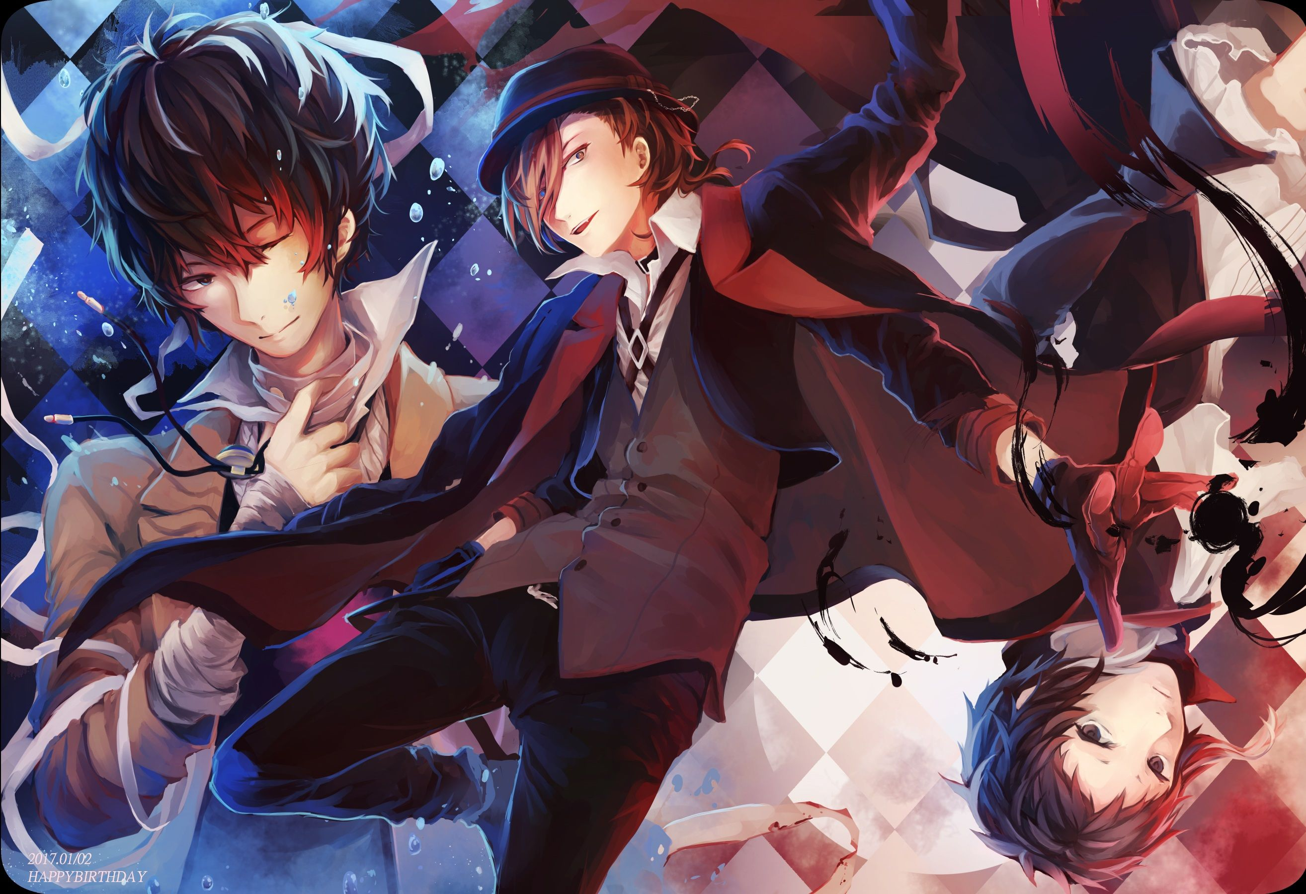 Bungō Stray Dogs Wallpapers Top Free Bungō Stray Dogs