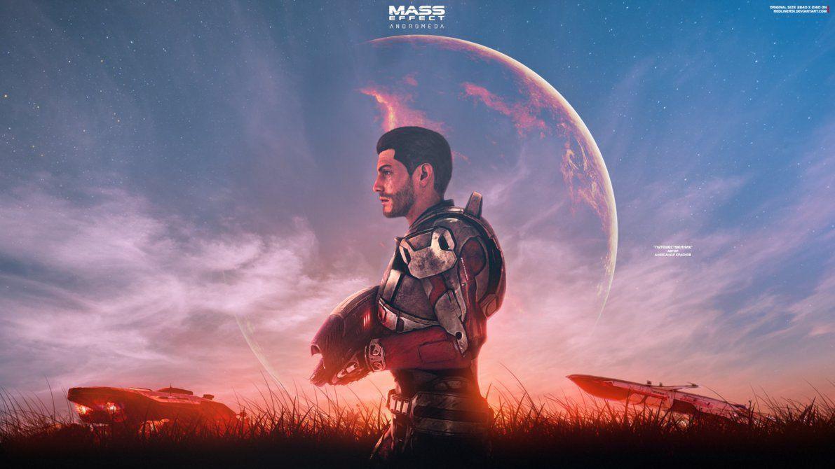 4K Mass Effect Wallpapers - Top Free 4K Mass Effect ...