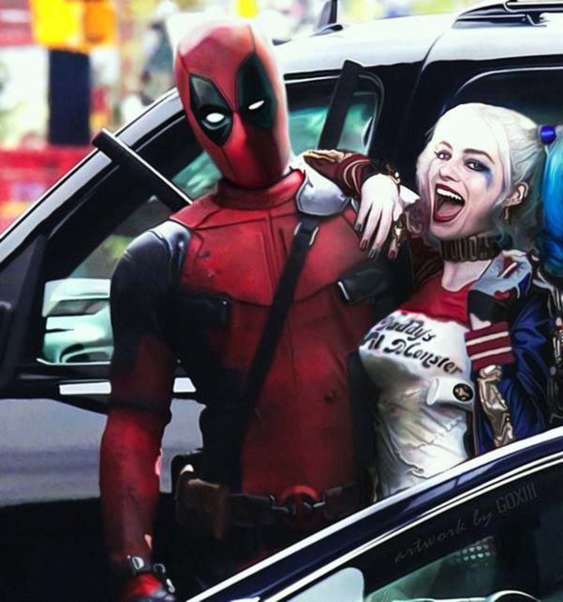 41 best free deadpool and harley quinn wallpapers - wallpaperaccess