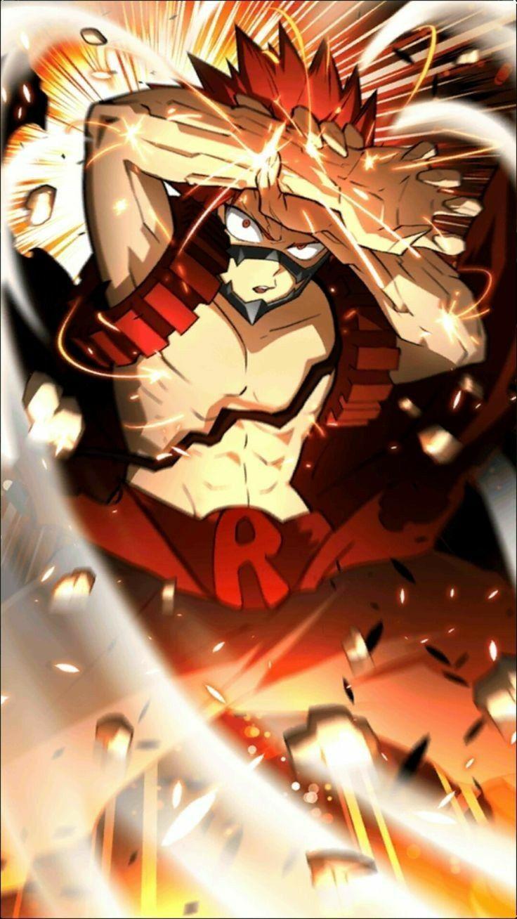 My Hero Academia Kirishima Wallpapers - Top Free My Hero ...