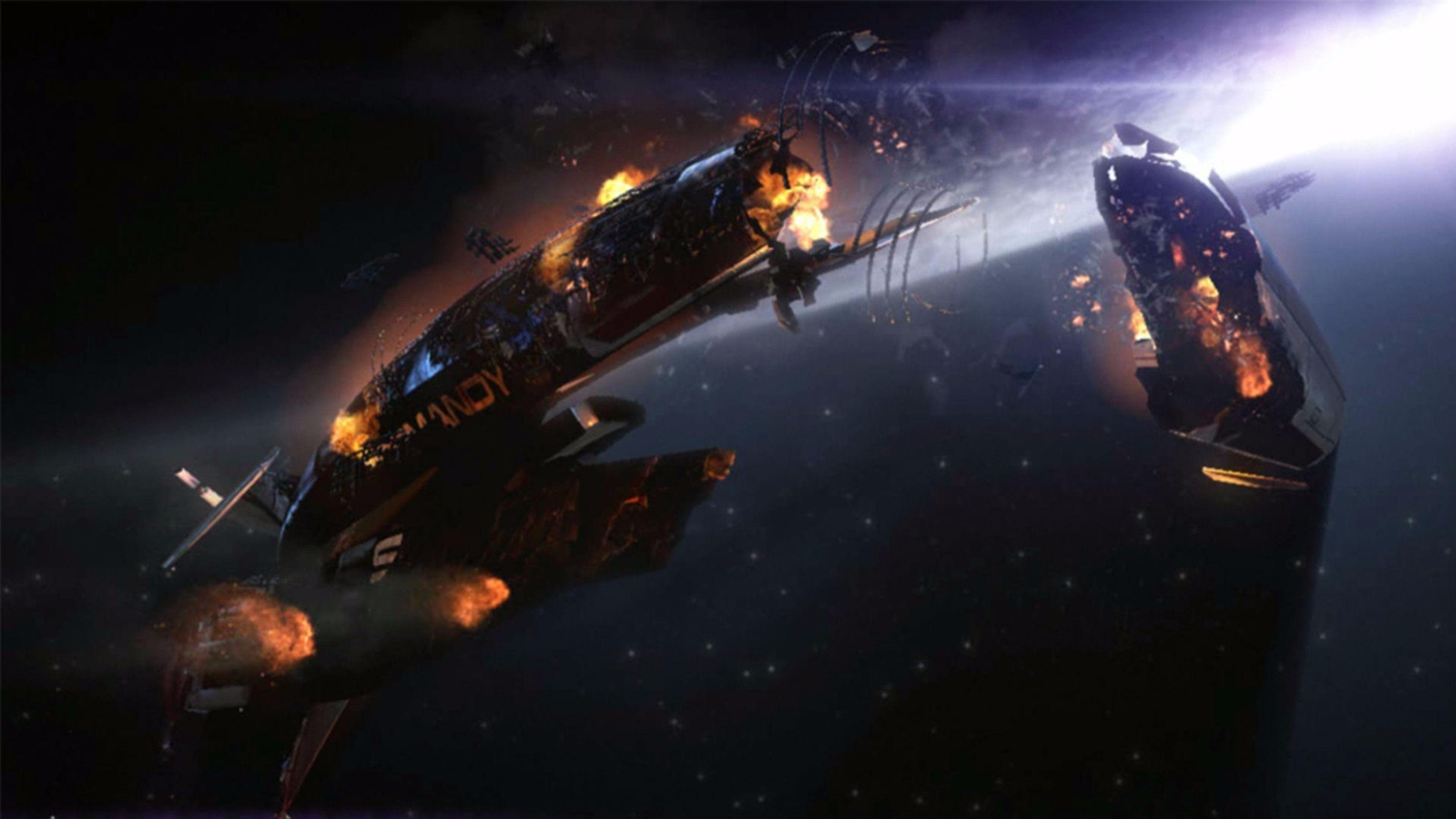Mass Effect 4k Wallpapers Top Free Mass Effect 4k Backgrounds