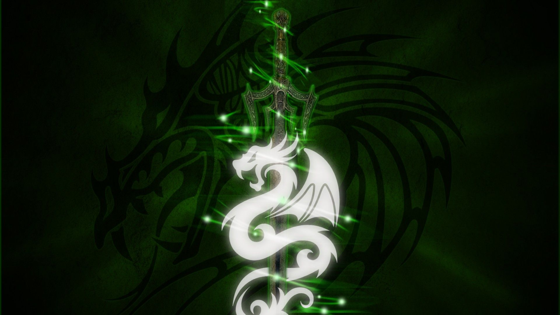 Green Dragon Wallpapers Top Free Green Dragon Backgrounds