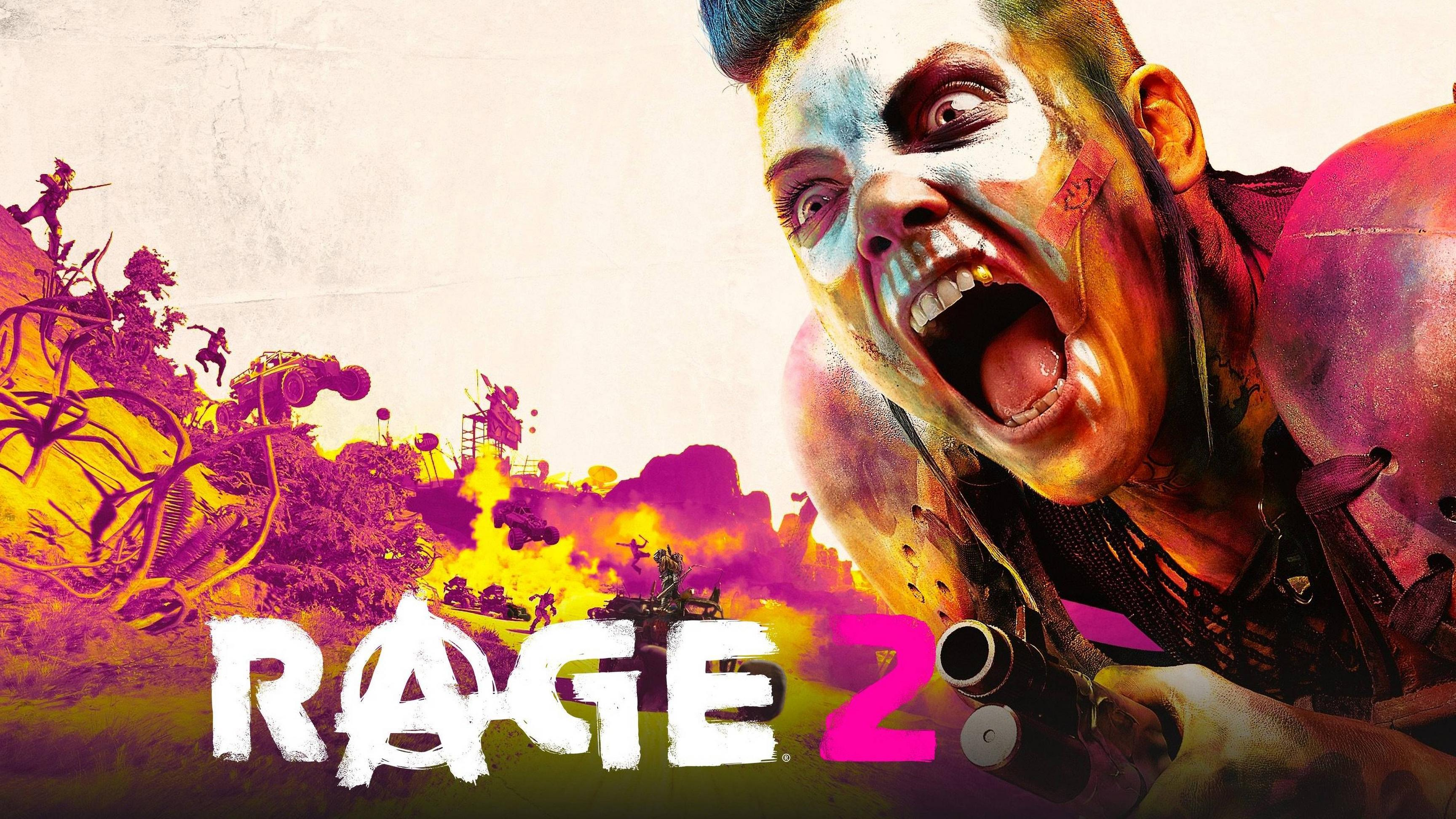 Rage 2 Wallpapers Top Free Rage 2 Backgrounds Wallpaperaccess