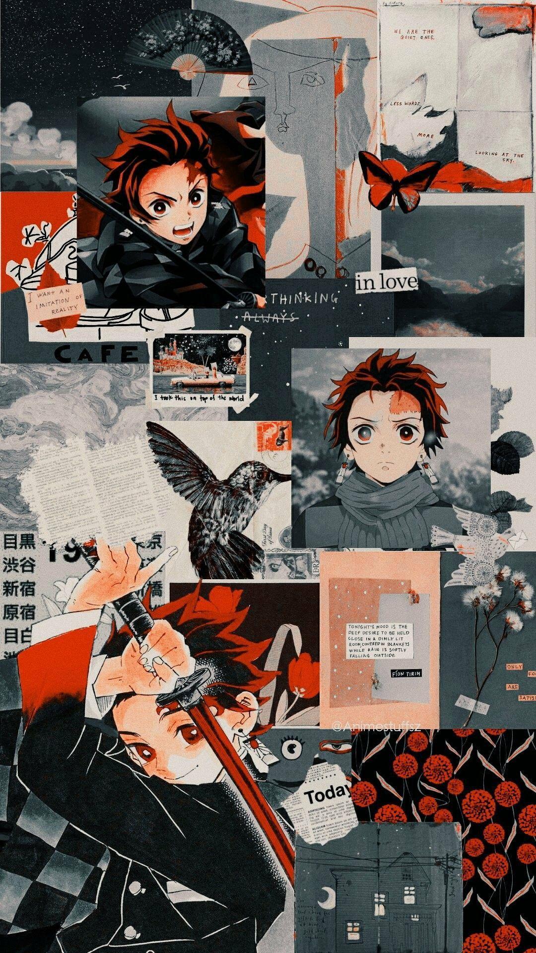 Demon Slayer Aesthetic Wallpapers - Top Free Demon Slayer ...
