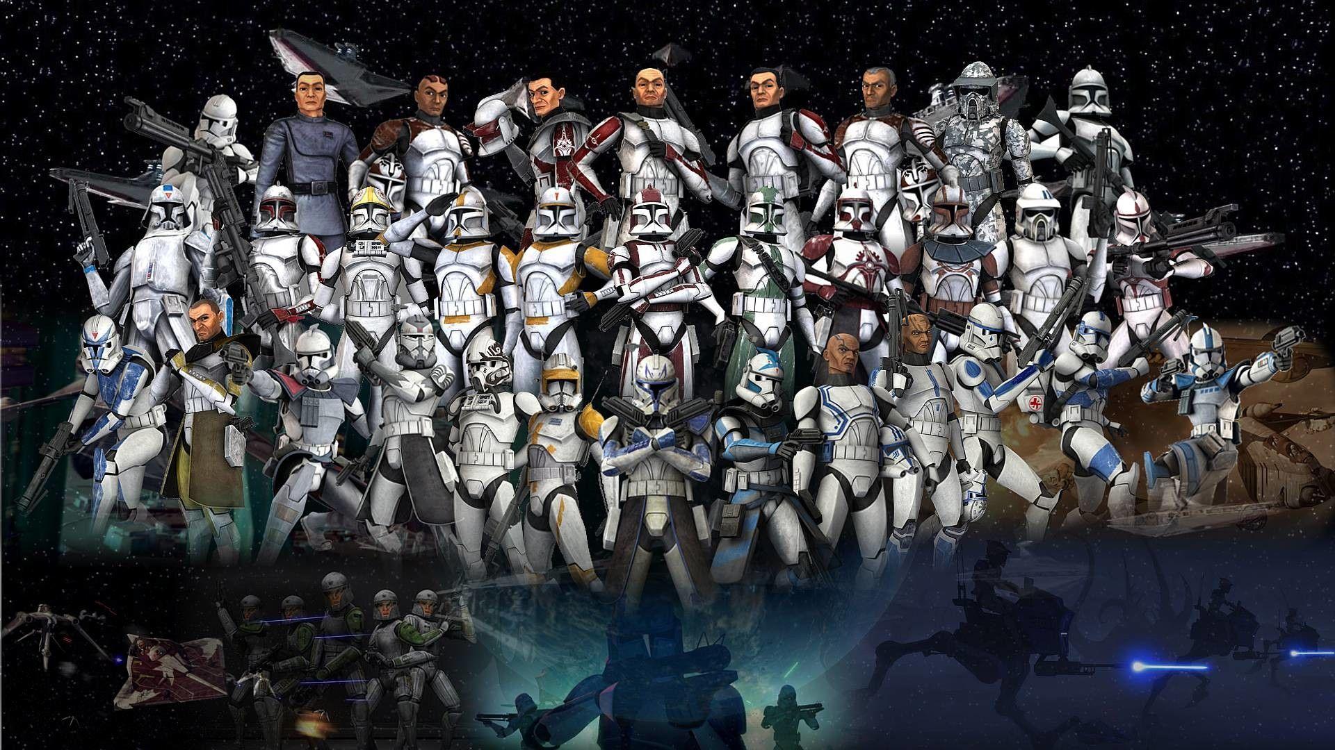 Star Wars The Clone Wars Desktop Wallpapers Top Free Star Wars The Clone Wars Desktop Backgrounds Wallpaperaccess