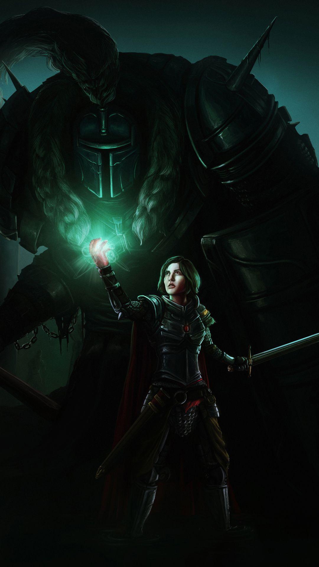 Dark Souls iPhone 5 Wallpapers - Top Free Dark Souls ...