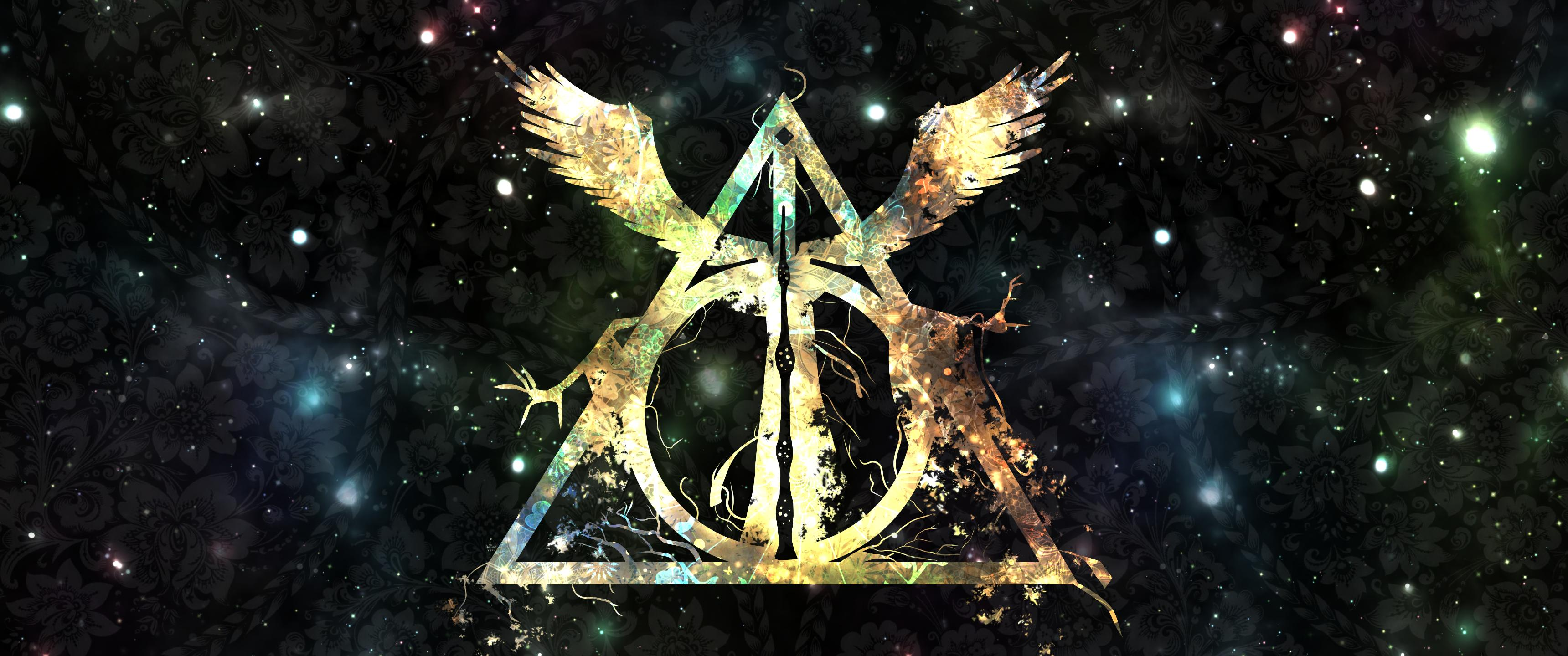 Harry Potter Deathly Hallows Wallpapers Top Free Harry Potter