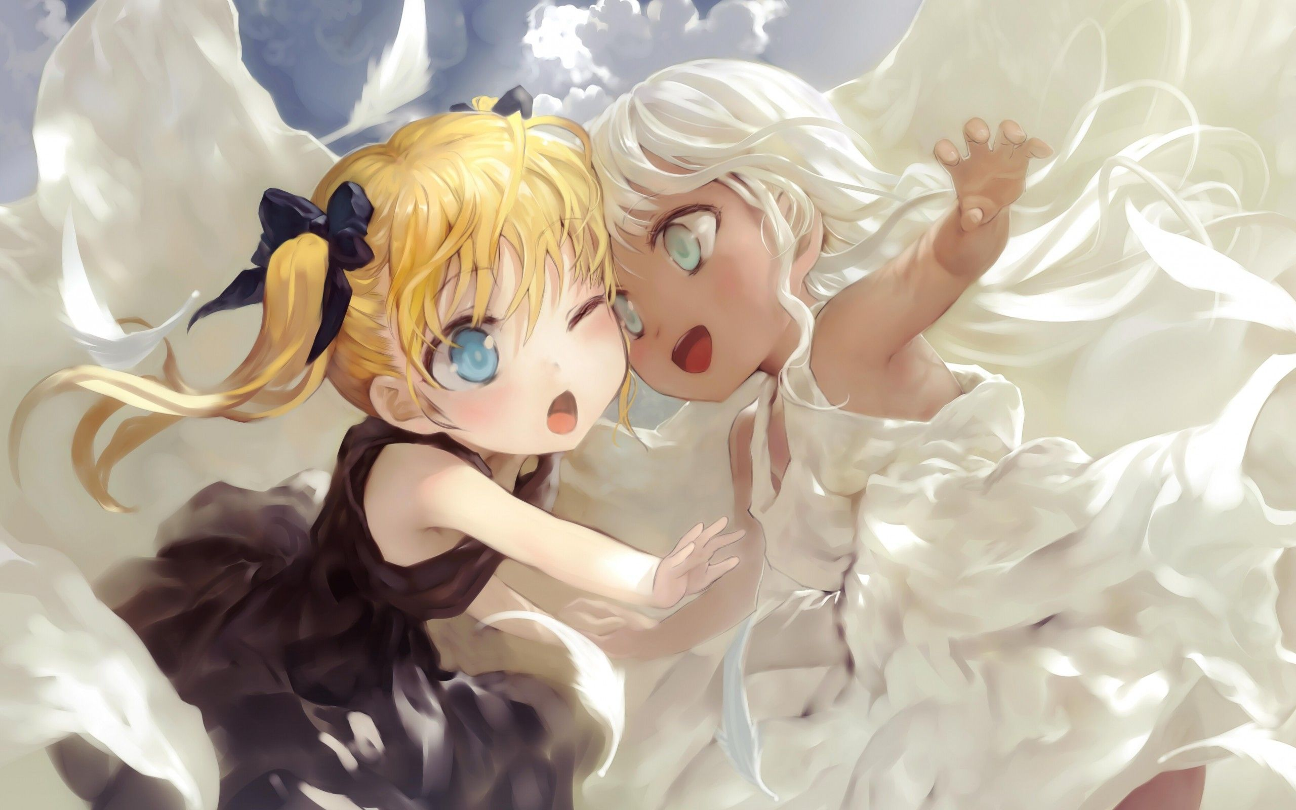 Anime Kids Wallpapers - Top Free Anime Kids Backgrounds