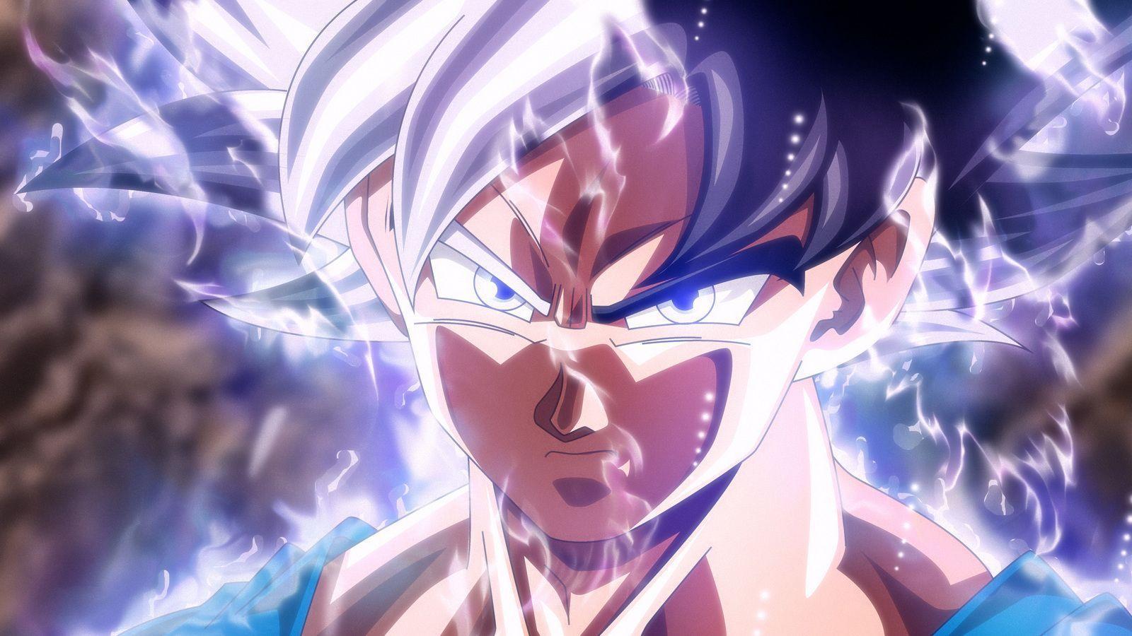 Mastered Ultra Instinct Goku Wallpapers Top Free Mastered Ultra Instinct Goku Backgrounds Wallpaperaccess