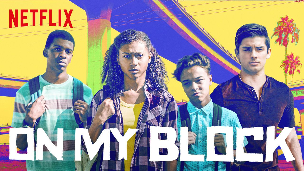 On My Block Wallpapers Top Free On My Block Backgrounds