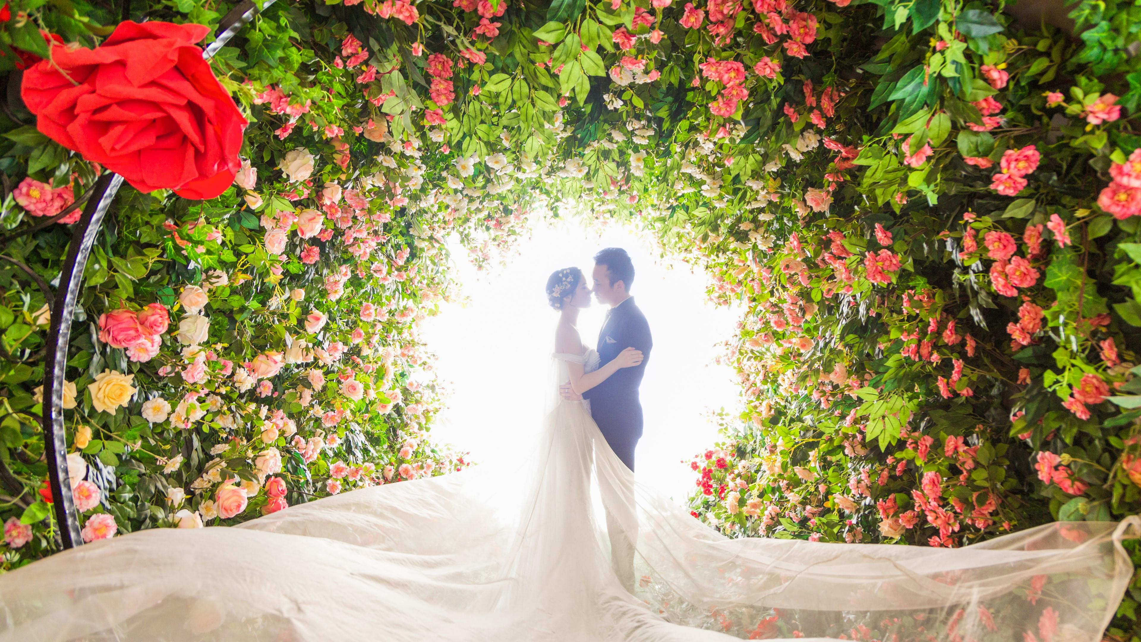 Top Free Wedding Backgrounds