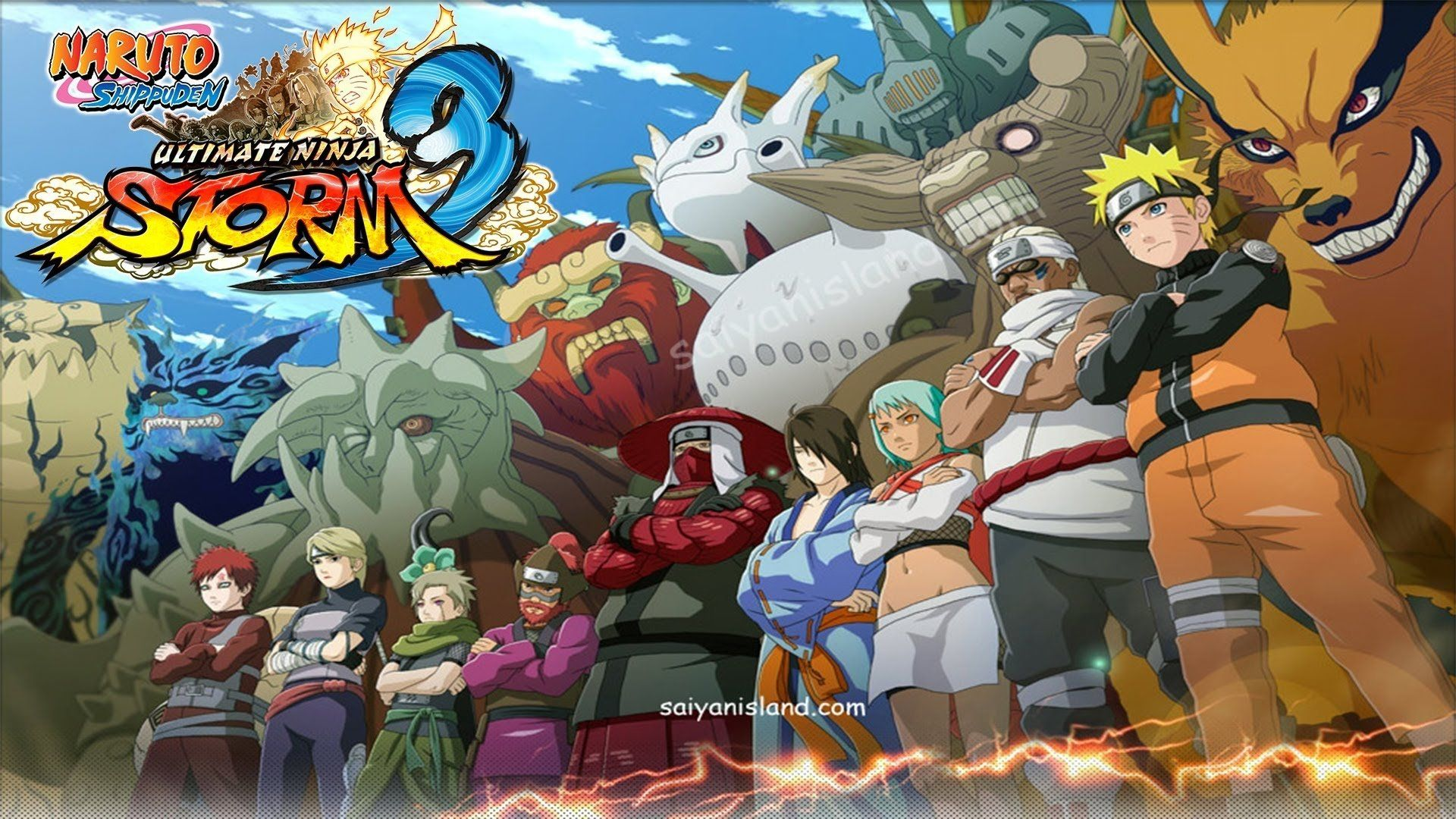 Naruto Game Wallpapers Top Free Naruto Game Backgrounds