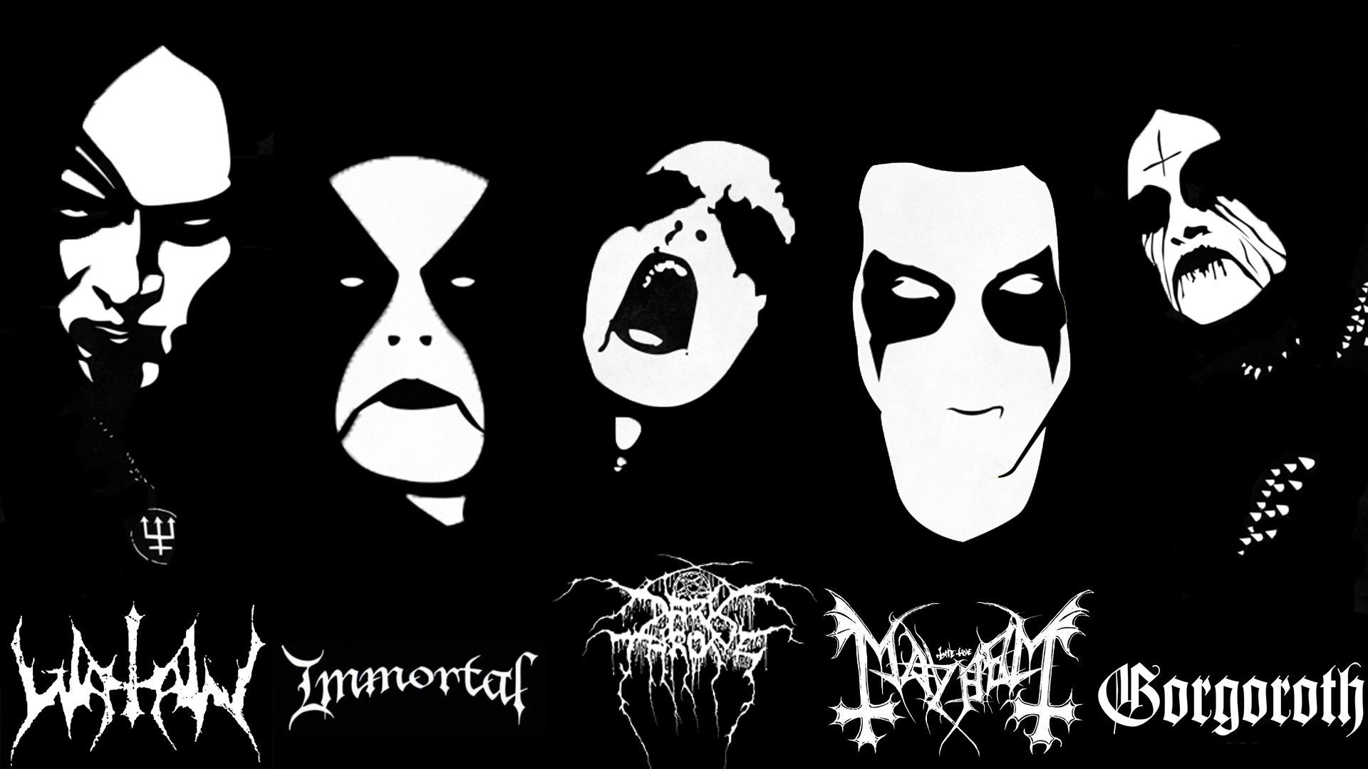 Gorgoroth Wallpapers Top Free Gorgoroth Backgrounds Wallpaperaccess