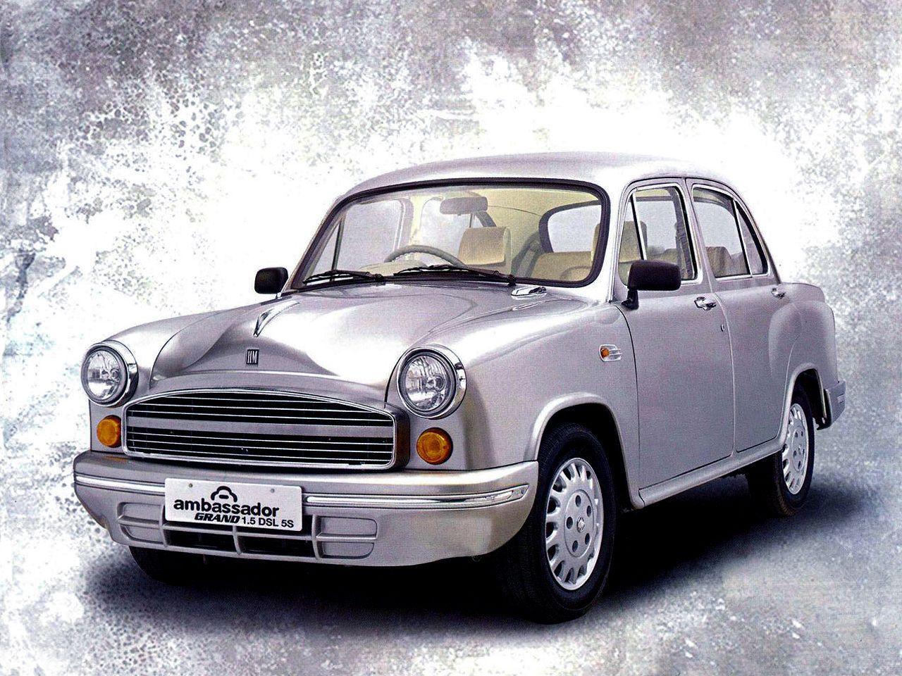 Ambassador Car Wallpapers - Top Free ...